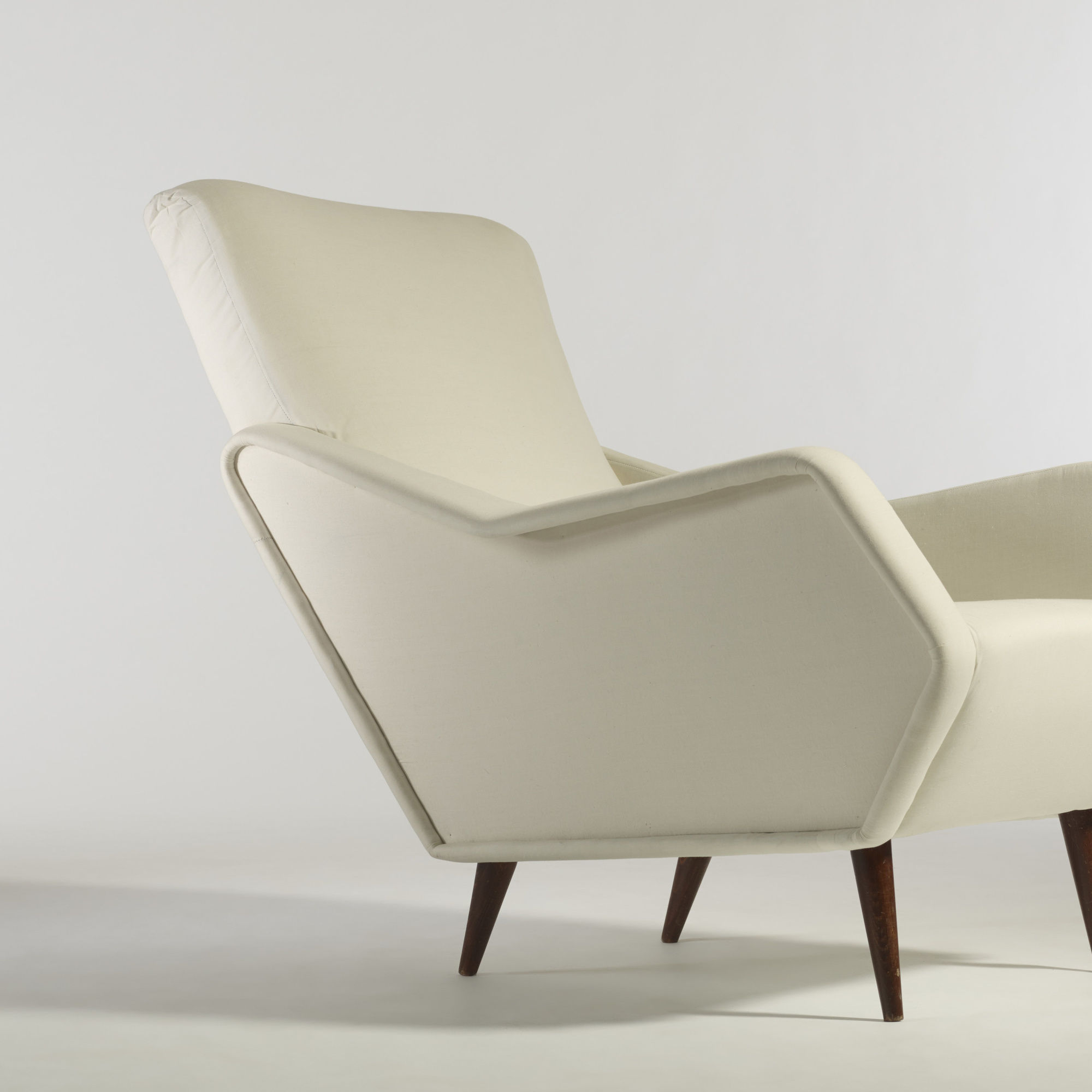 36: Gio Ponti / Rare lounge chairs, pair (5 of 5)
