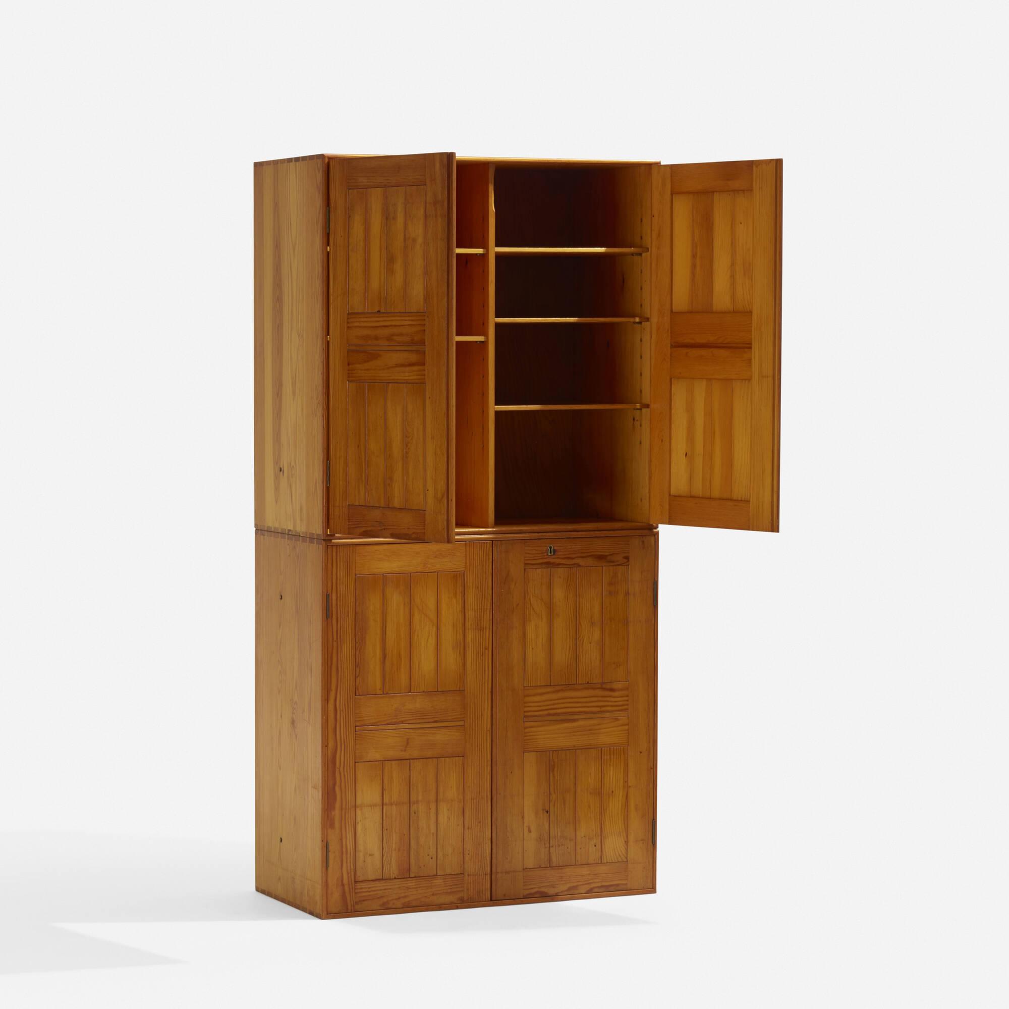 ... 370: Mogens Koch / Cabinets, Pair (2 Of 3)