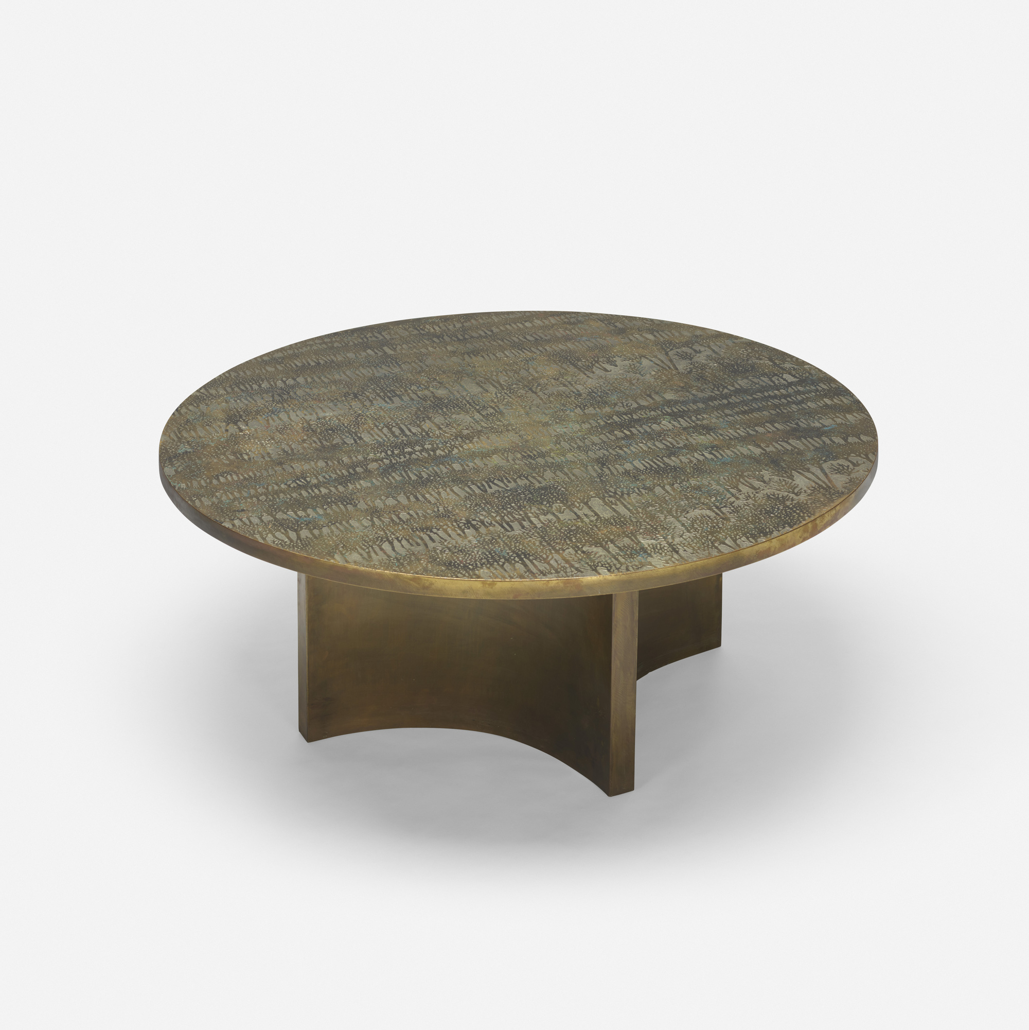 371: Philip and Kelvin LaVerne / Eternal Forest coffee table (1 of 3)