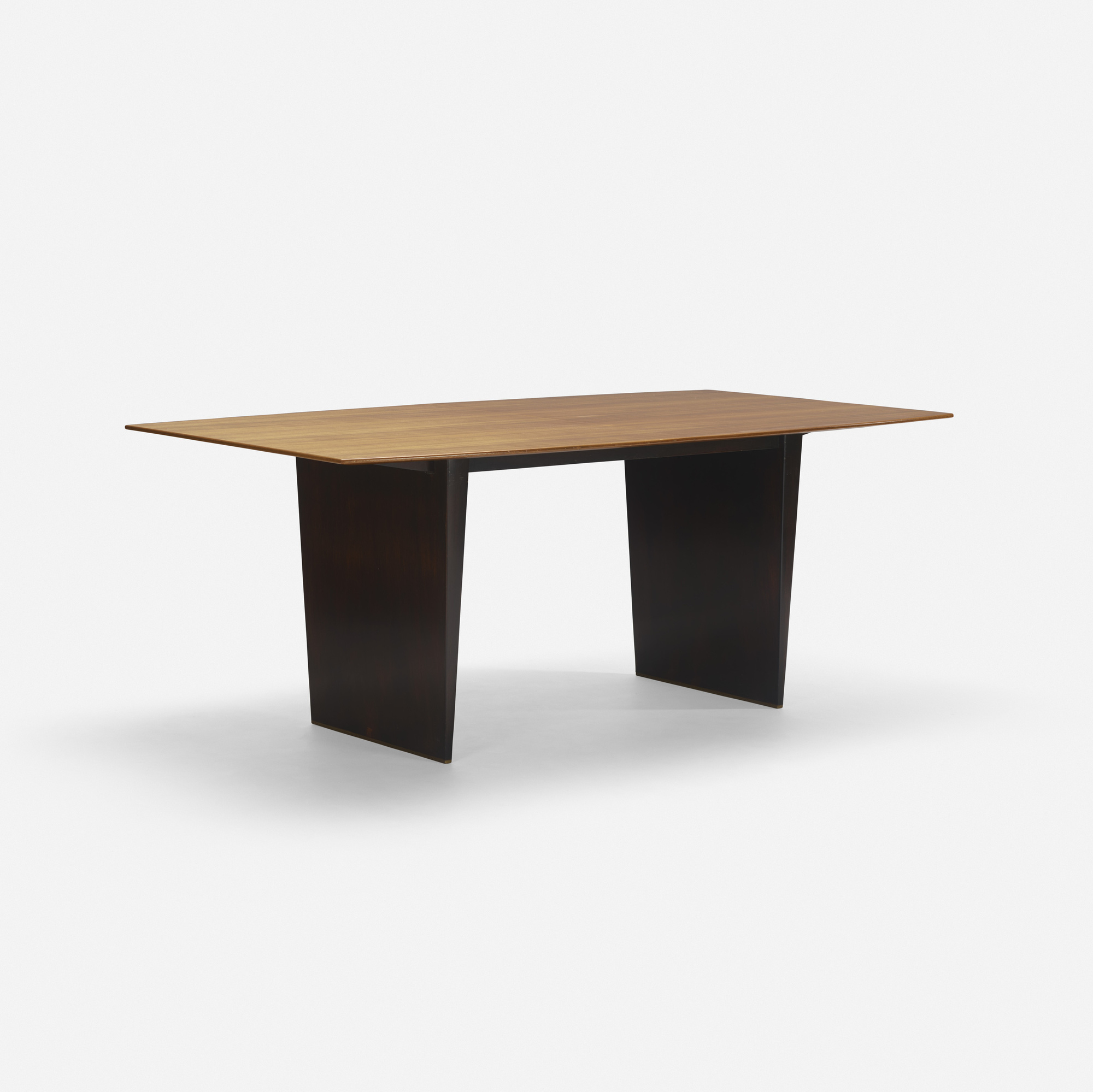 373: Edward Wormley / dining table, model 5640 (1 of 2)