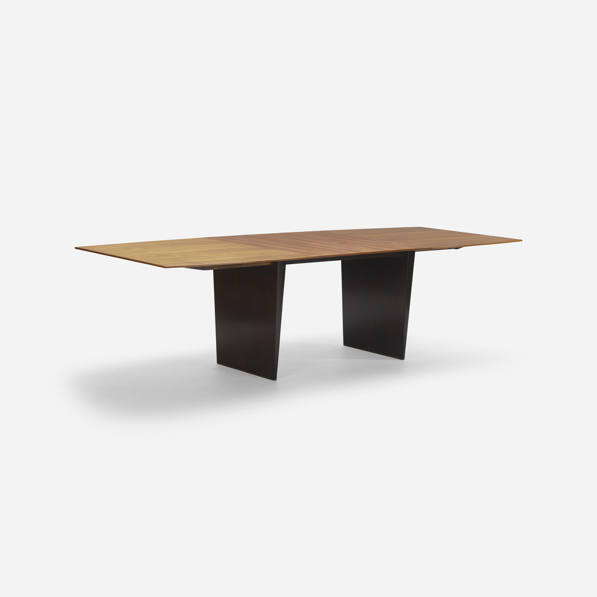 373: Edward Wormley / dining table, model 5640 (2 of 2)