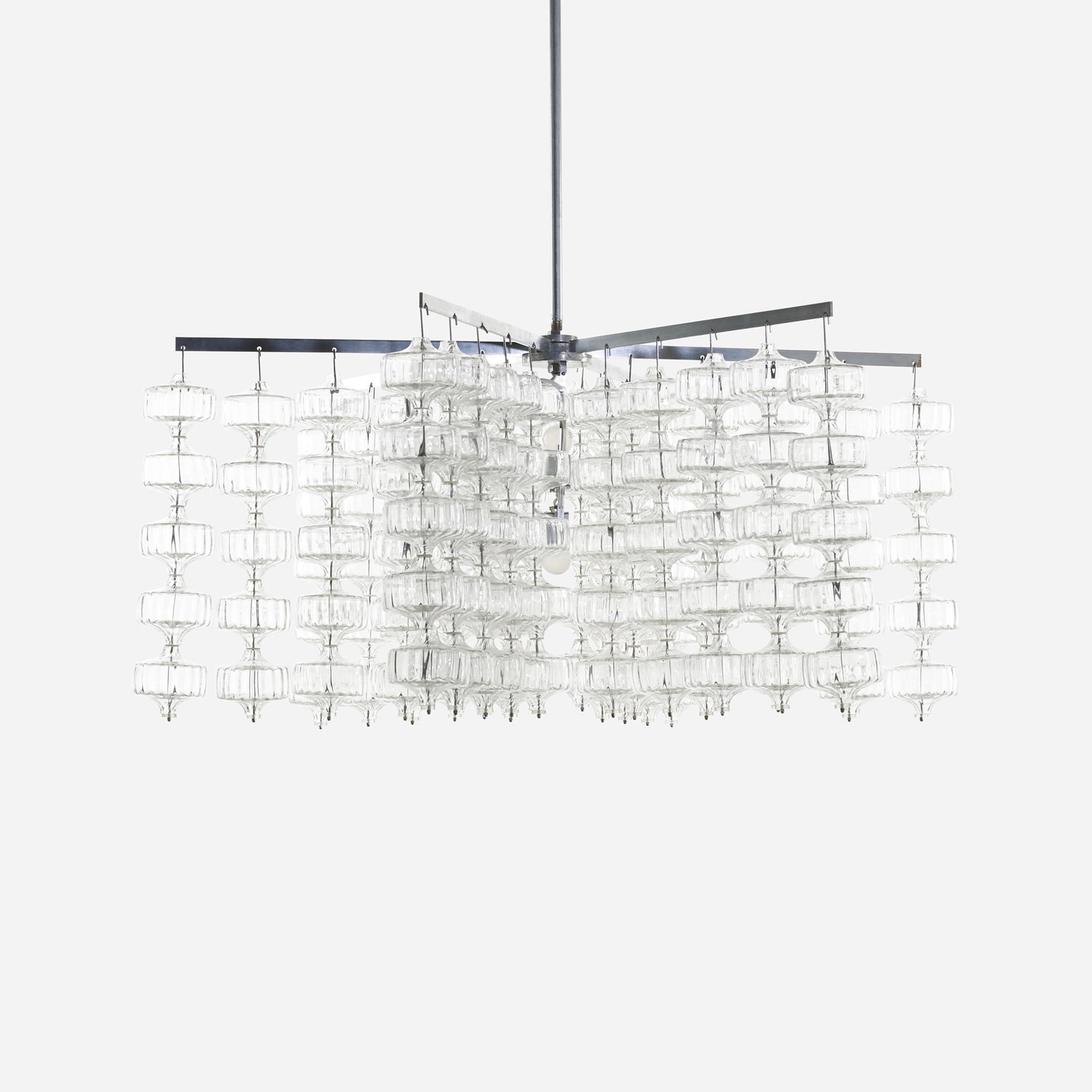 374: Aloys Gangkofner / chandelier (1 of 2)