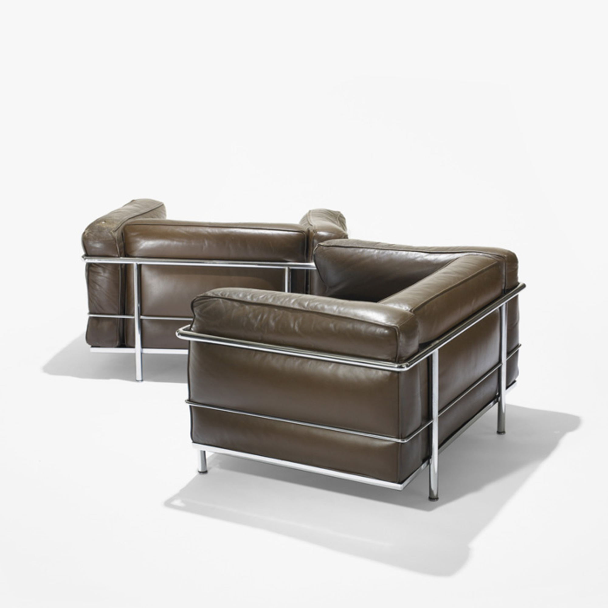 Collections Of Le Corbusier Grand Confort Lounge Chair