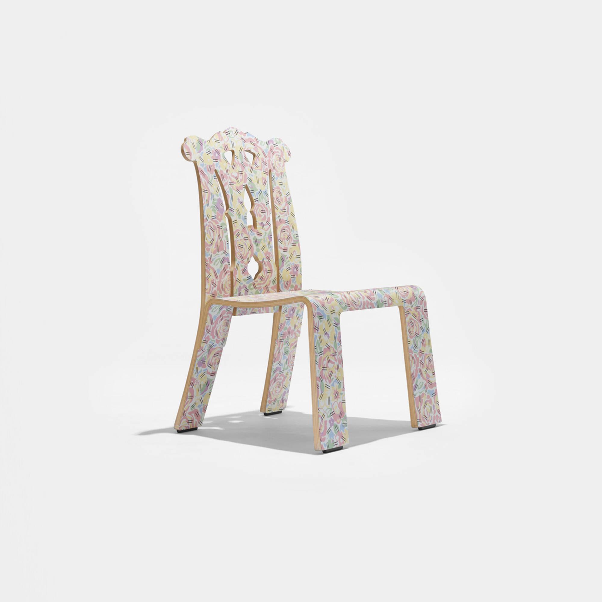375: Robert Venturi / Chippendale Chair (1 Of 1)