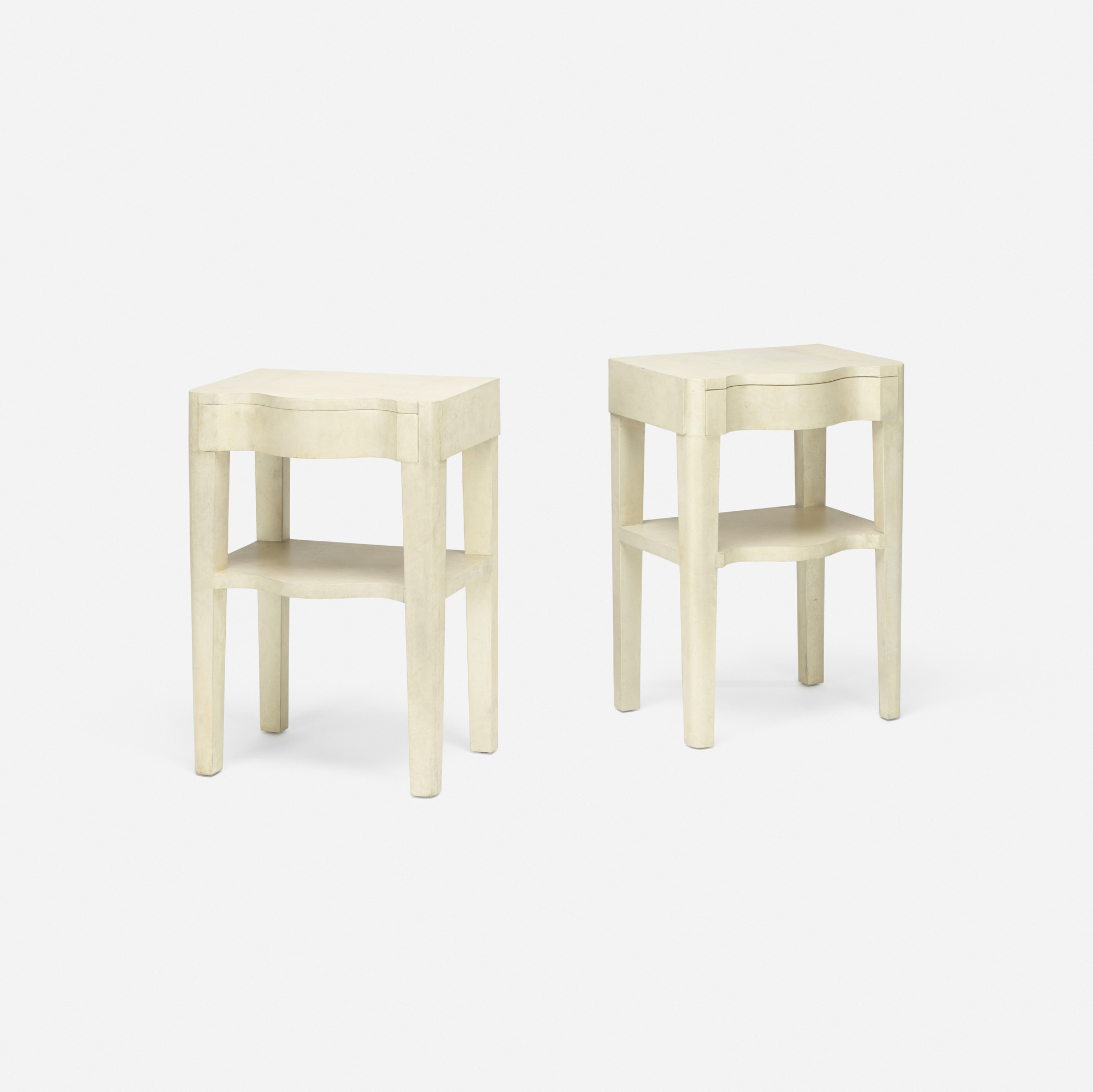 377: Samuel Marx / nightstands, pair (2 of 2)
