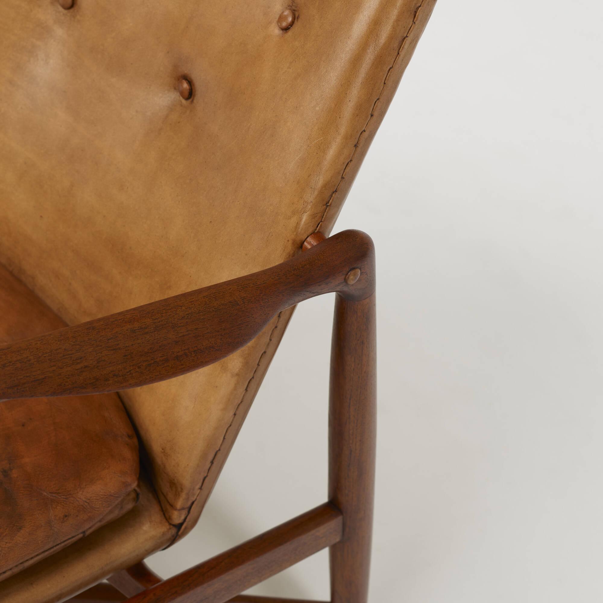 377: Finn Juhl / armchairs, pair (5 of 5)