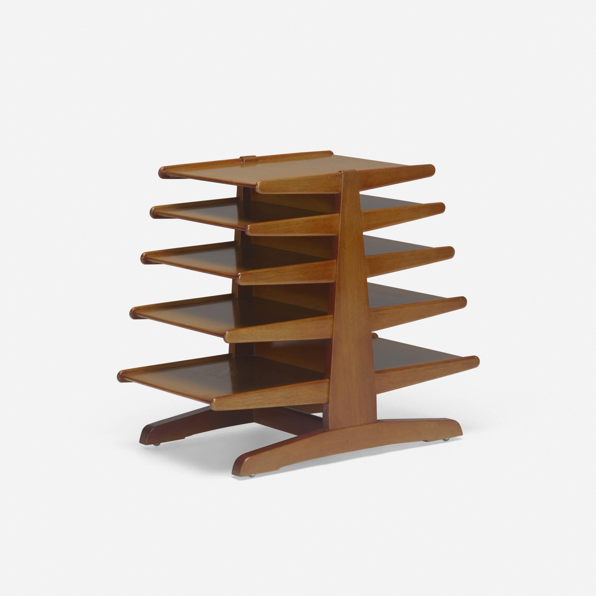 378: Edward Wormley / magazine tree, model 4765 (1 of 1)