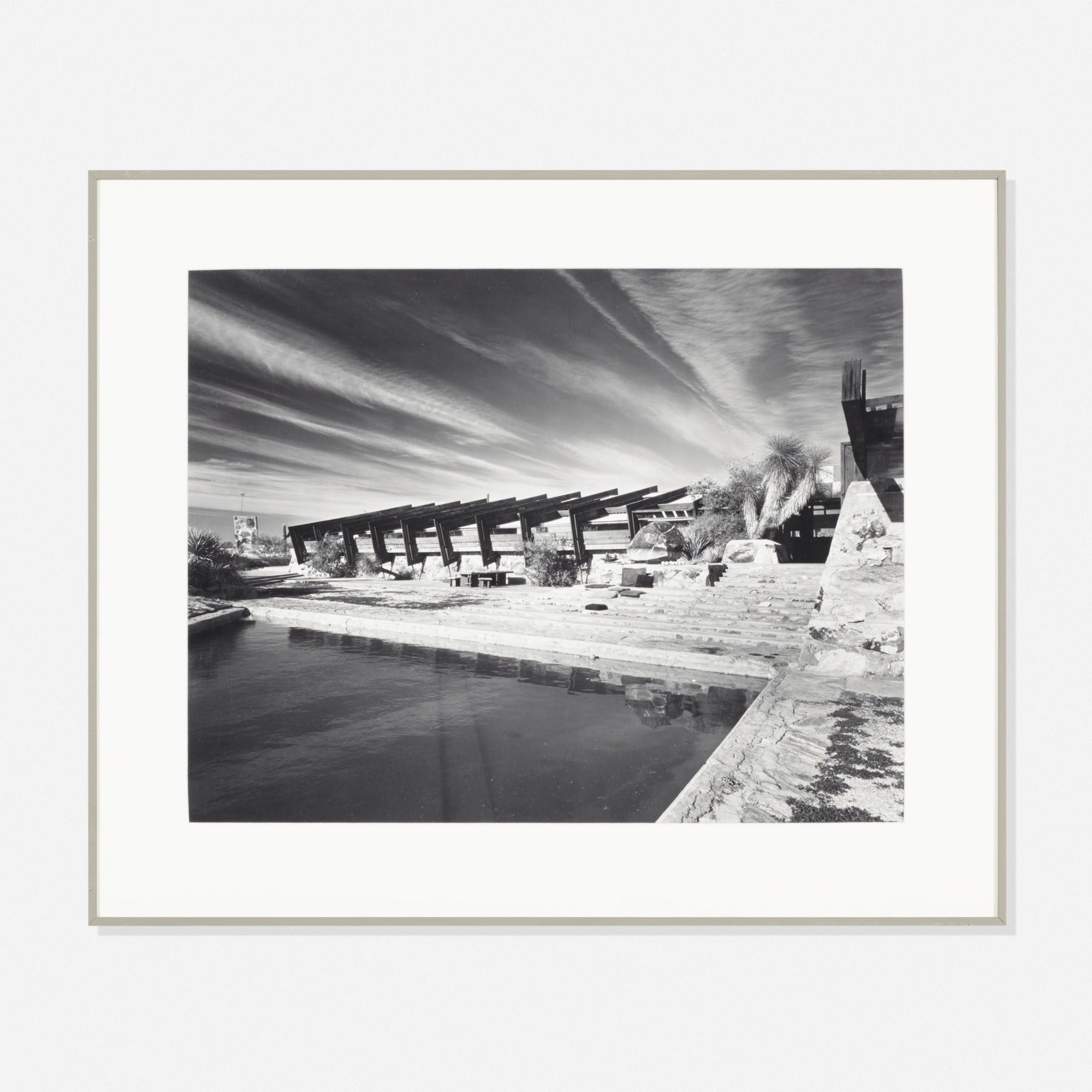 378: Ezra Stoller / Frank Lloyd Wright: Taliesin West, Scottsdale, AZ (1 of 1)