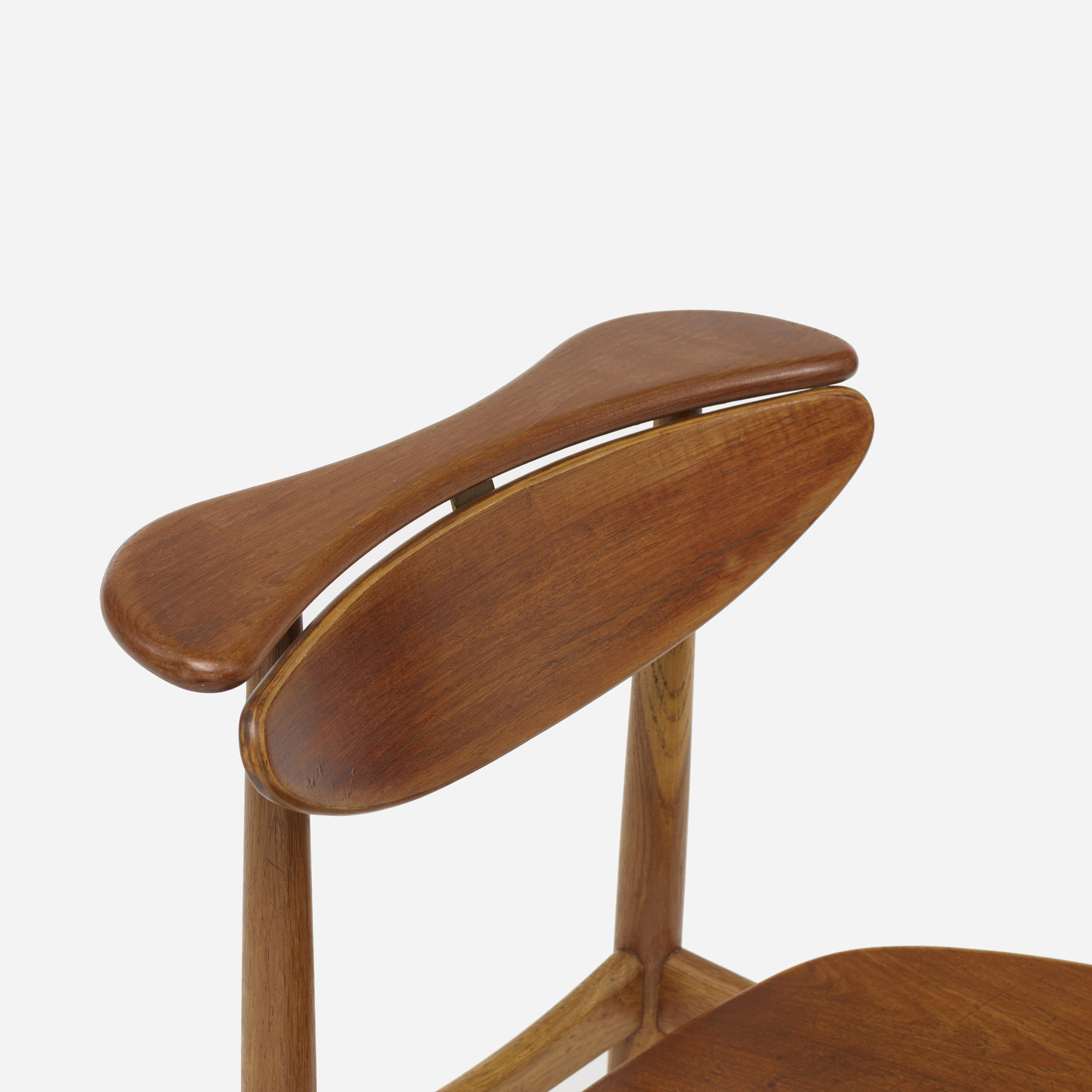378: Finn Juhl / chairs, pair (3 of 4)