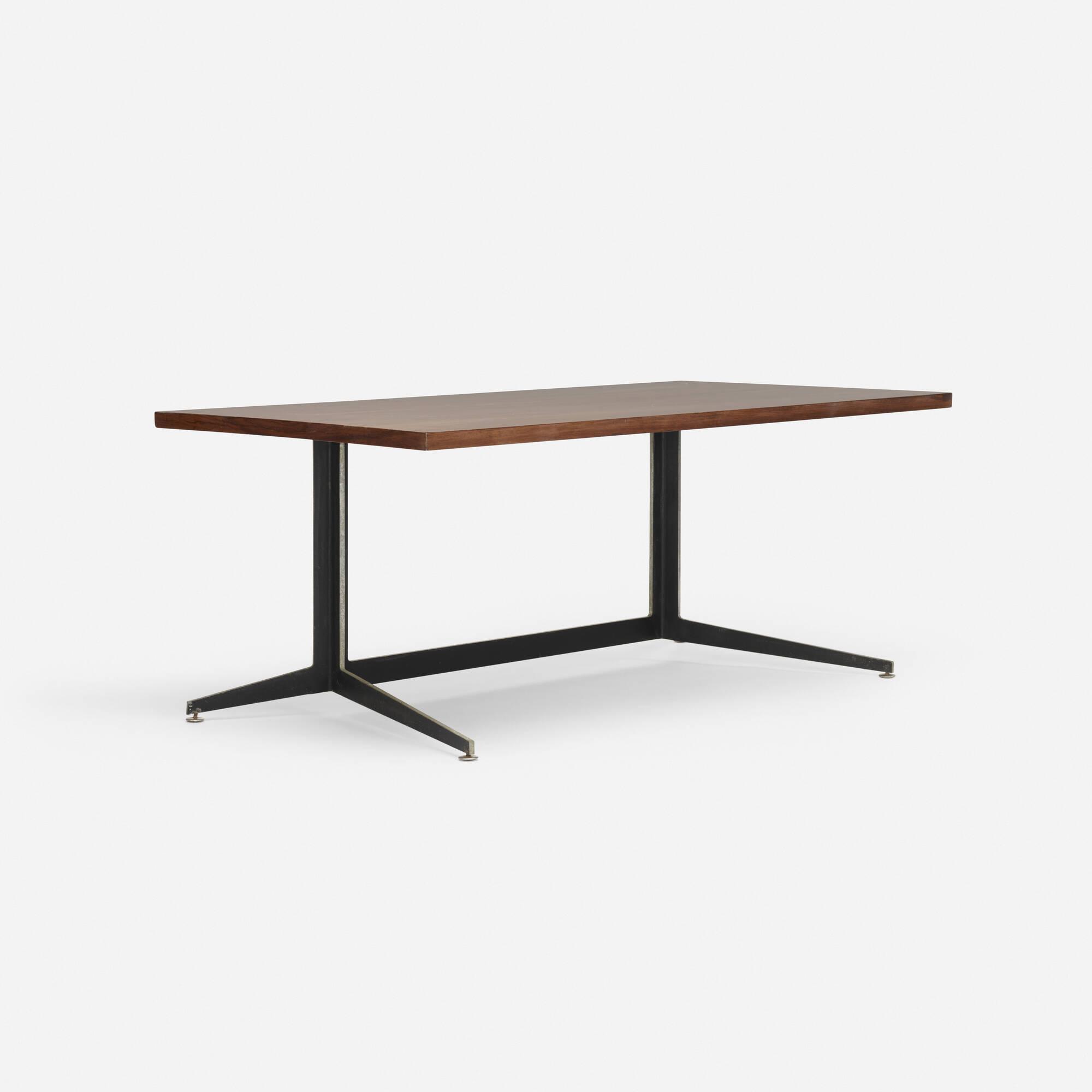 379: Ward Bennett / desk (1 of 1)