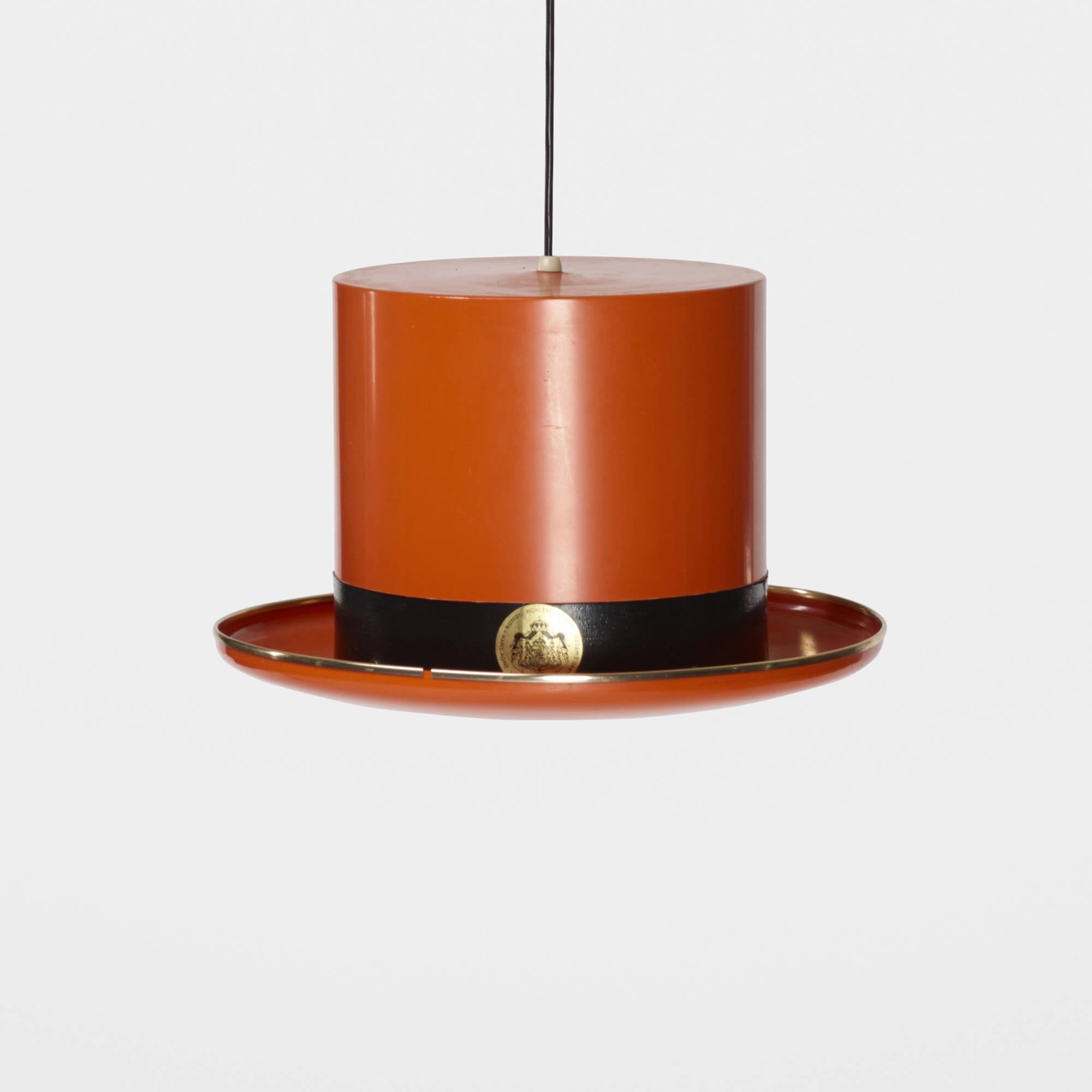 379: Hans-Agne Jakobsson / Hat pendant lamp (1 of 2)