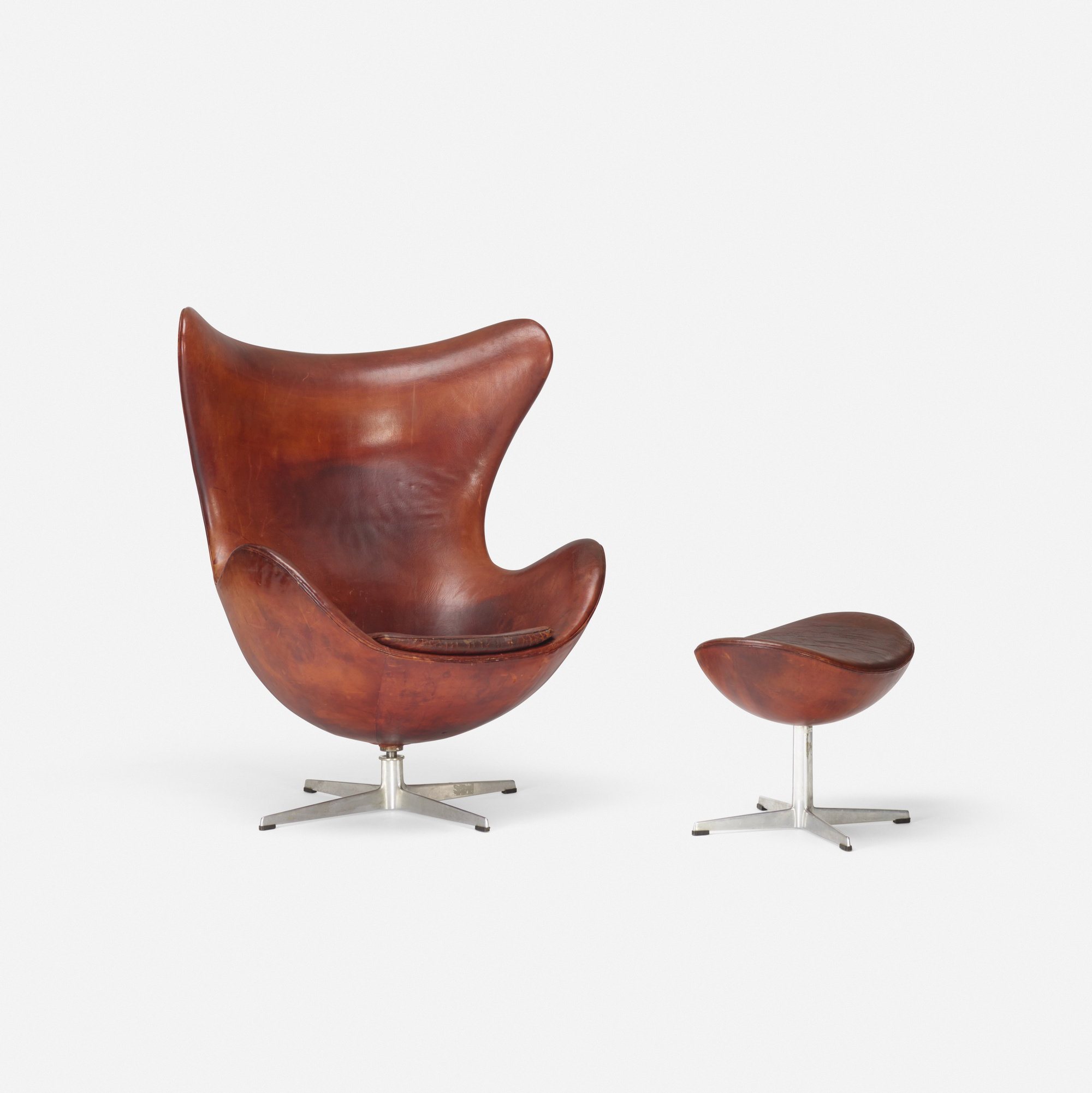 ... 379: Arne Jacobsen / Egg Chair And Ottoman (2 Of 3)