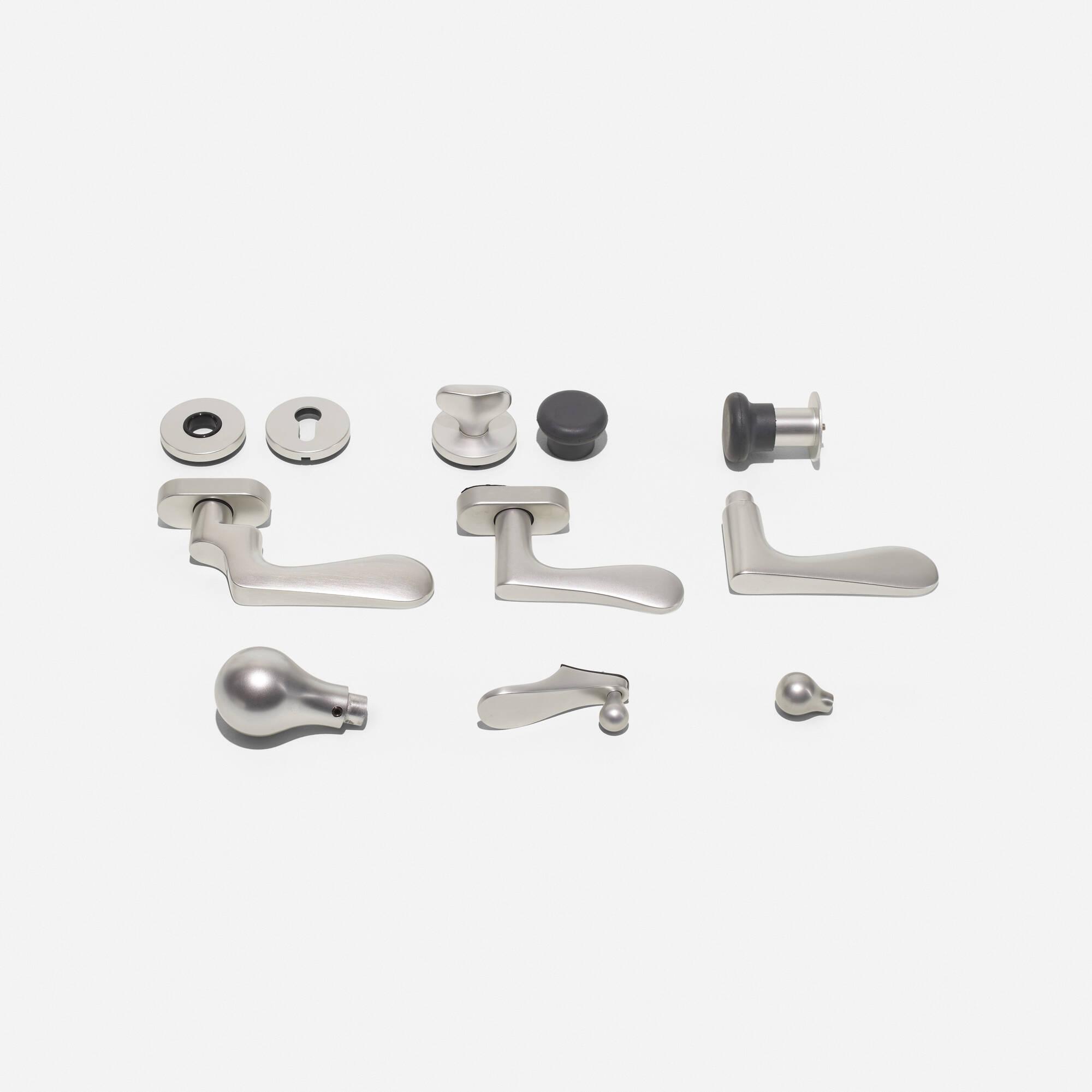 379: Jasper Morrison / door hardware set (2 of 4)