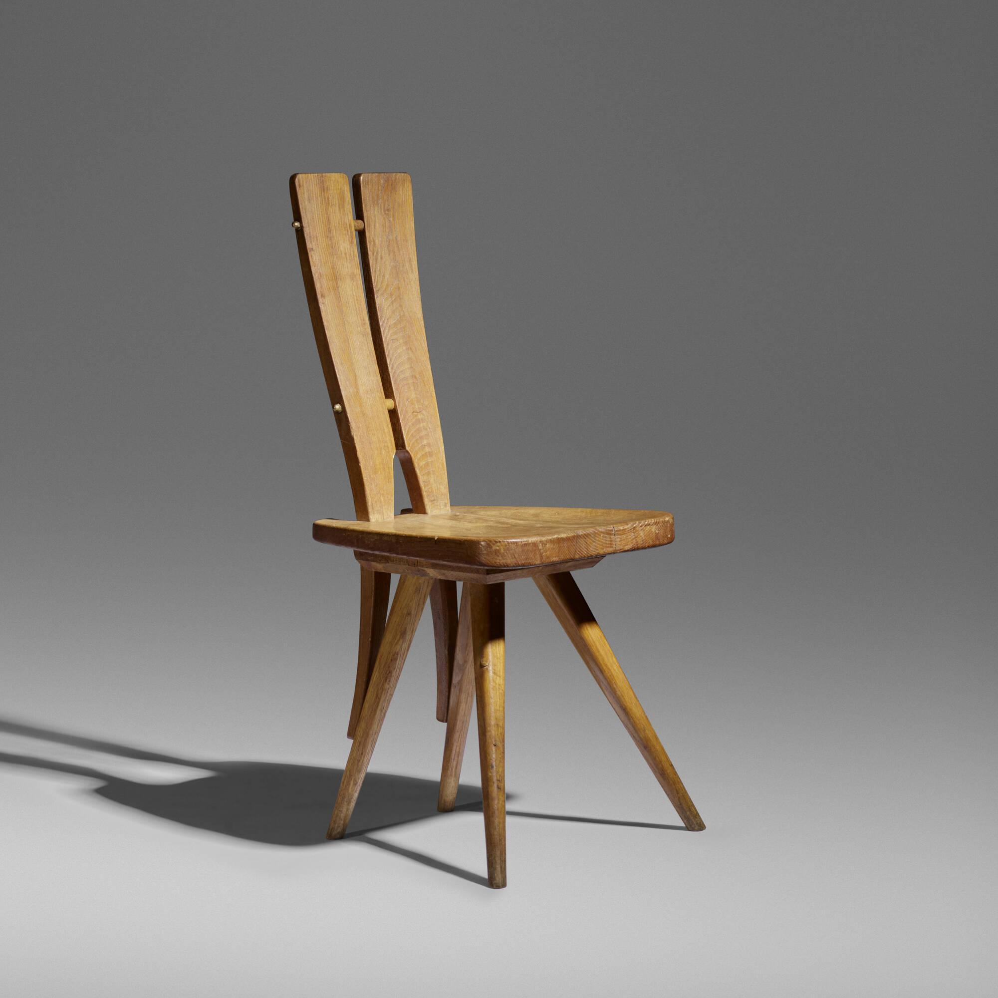 37 Carlo Mollino Chair From Casa Del Sole 1 Of 4