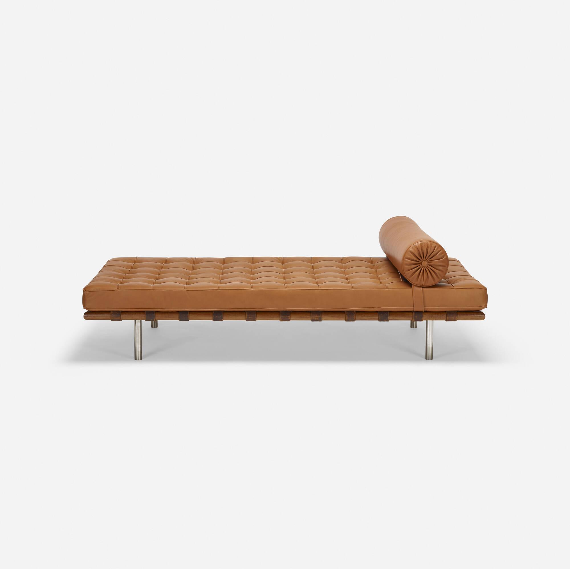 380 Ludwig Mies Van Der Rohe Barcelona Daybed Art Design 18