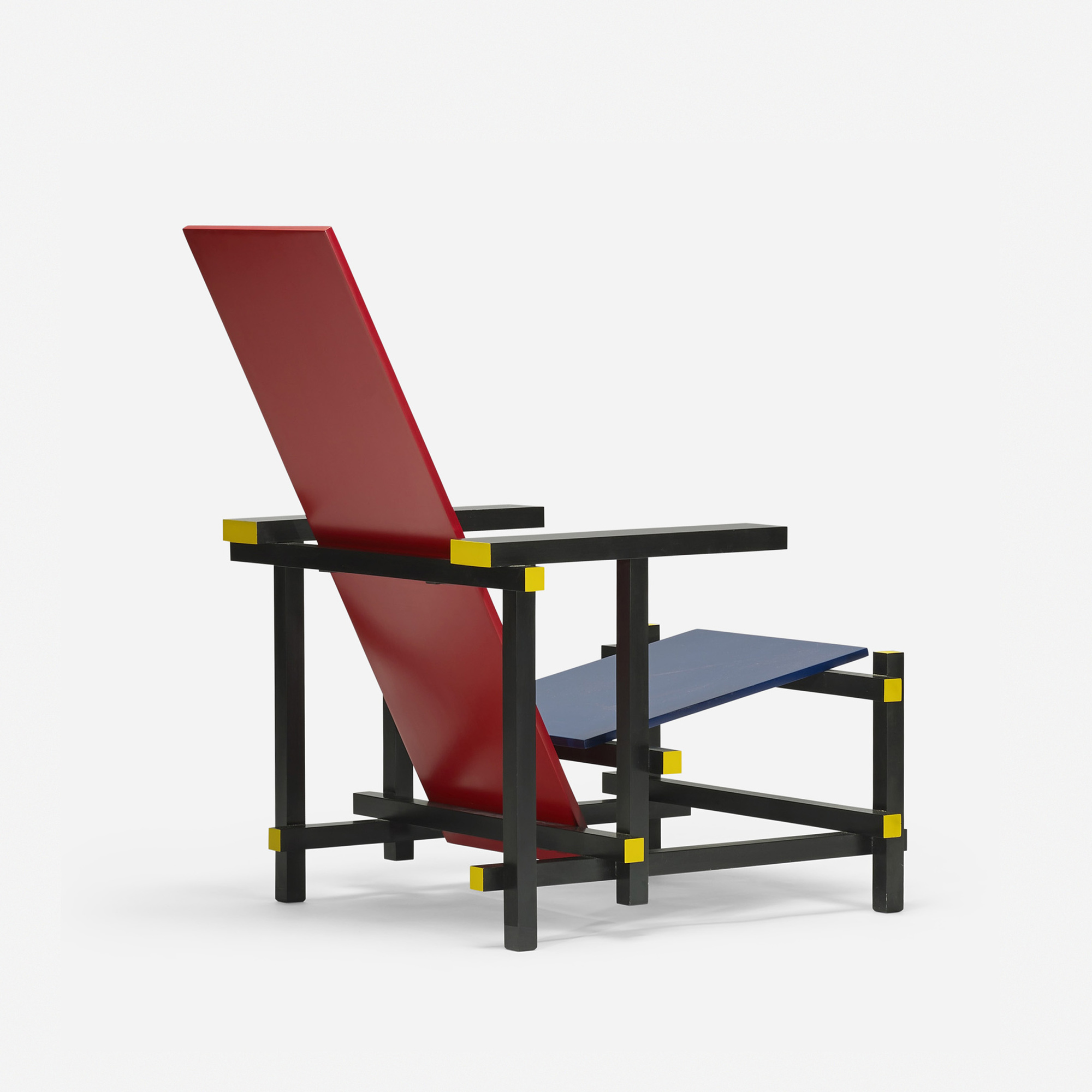380: Gerrit Rietveld / Red Blue chair (1 of 3)