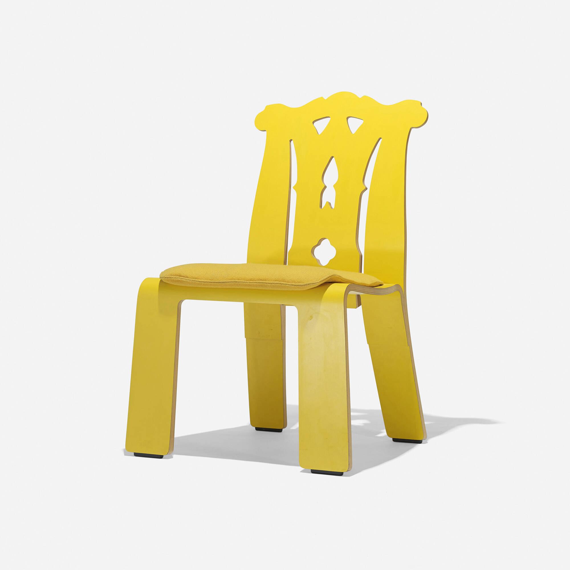 ... 380: Robert Venturi / Chippendale Chair (2 Of 5)