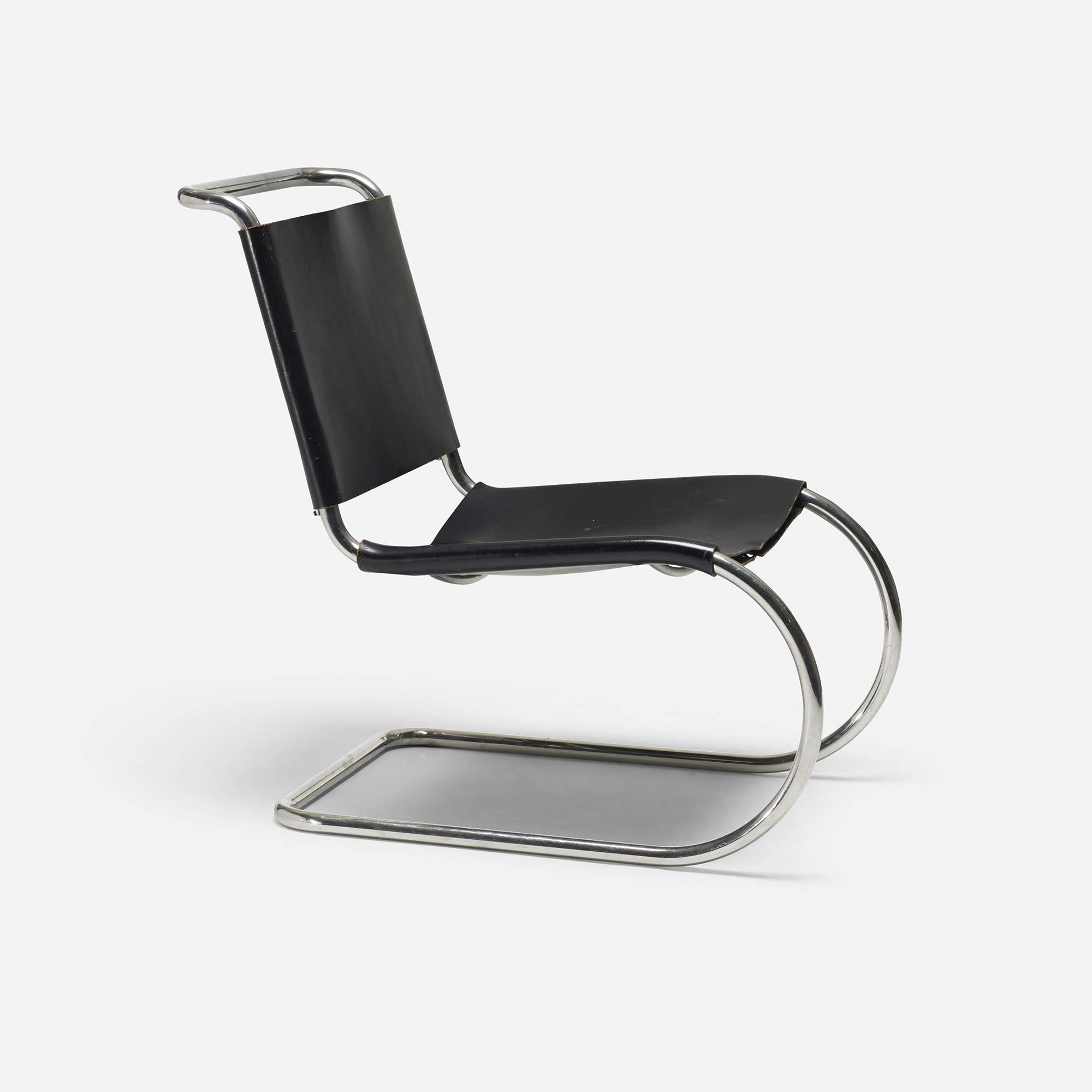 Wondrous 381 Ludwig Mies Van Der Rohe Mr 10 Lounge Chair Mass Squirreltailoven Fun Painted Chair Ideas Images Squirreltailovenorg