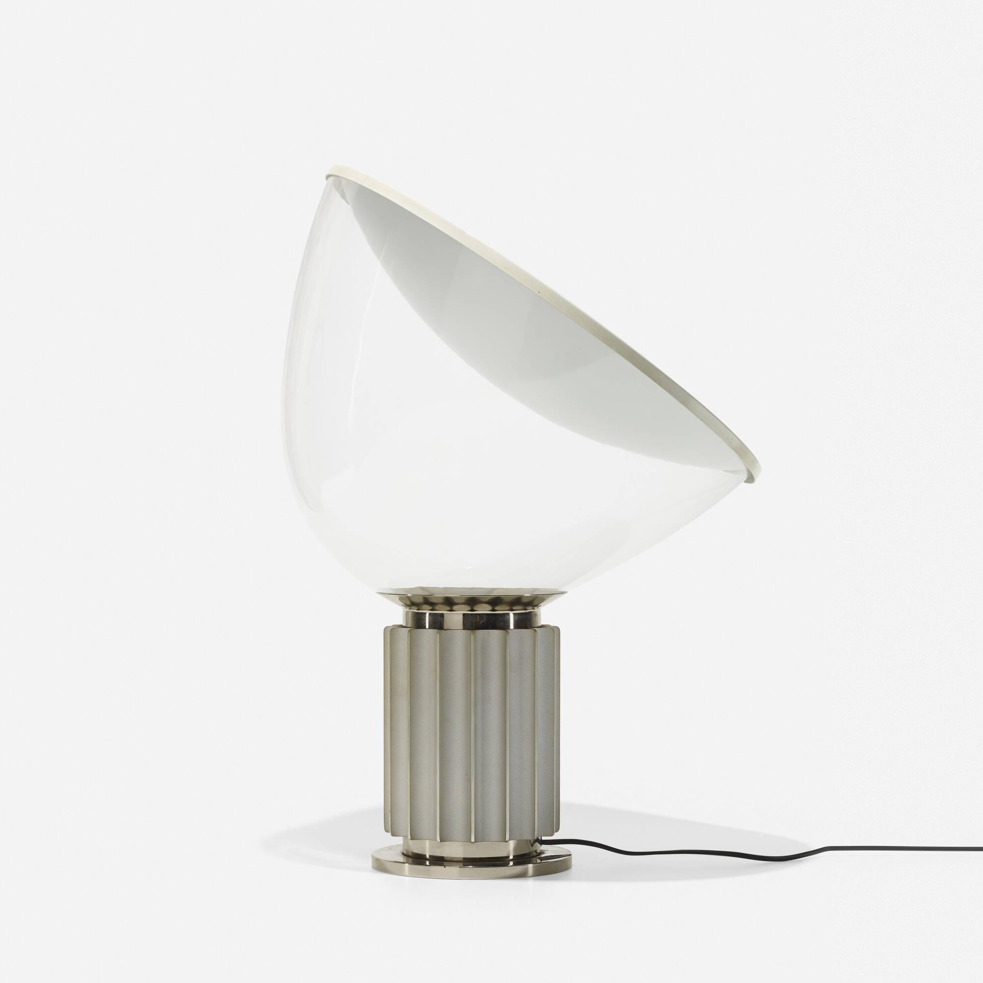 383: Achille and Pier Giacomo Castiglioni / Taccia table lamp (1 of 3)