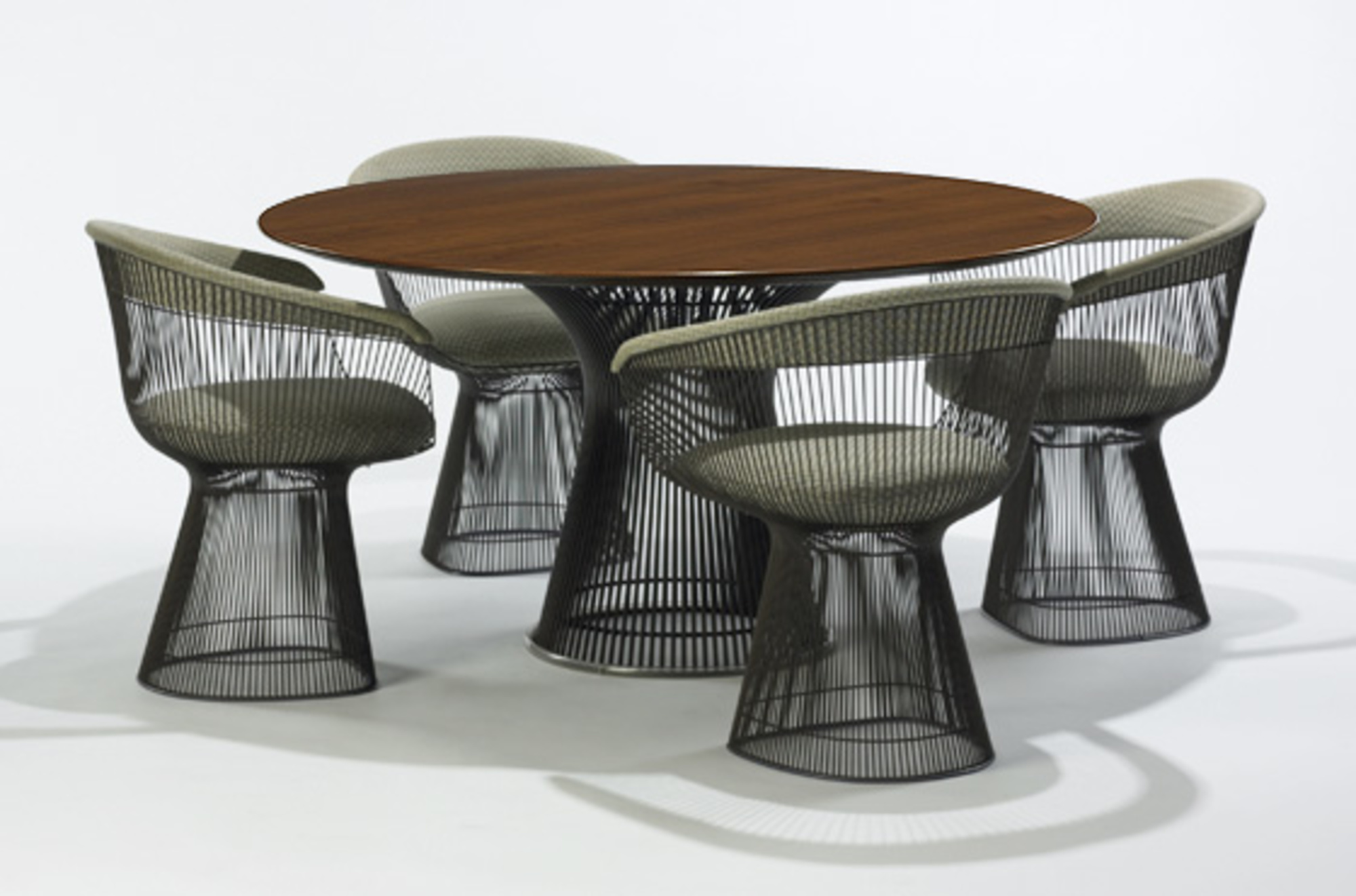 bf44fb9ae0b5 384  Warren Platner   dining table
