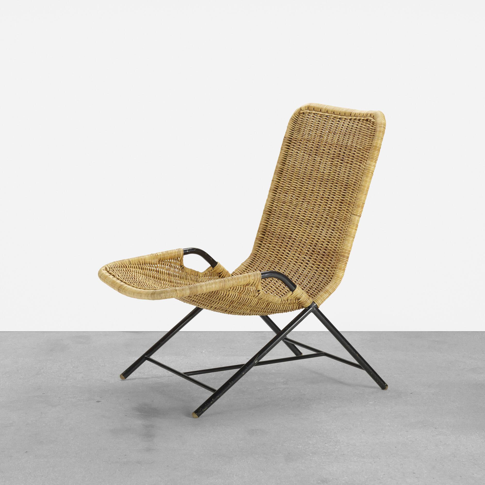 384: Dirk van Sliedregt / lounge chair, model 587 (1 of 3)
