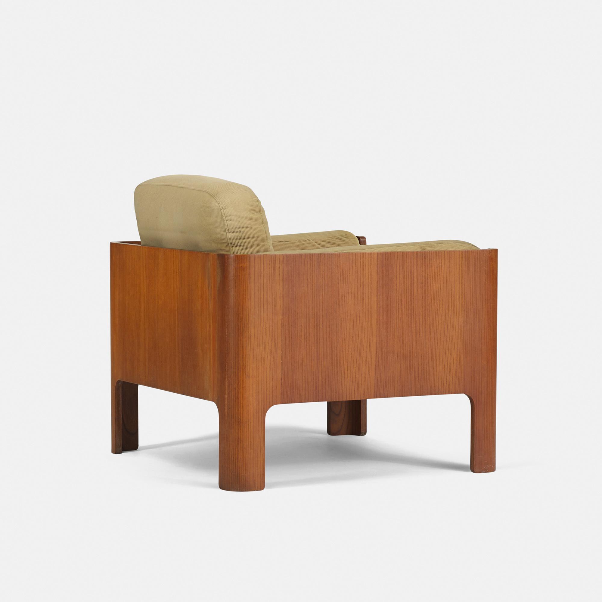 385: Isamu Kenmochi / lounge chair (1 of 3)