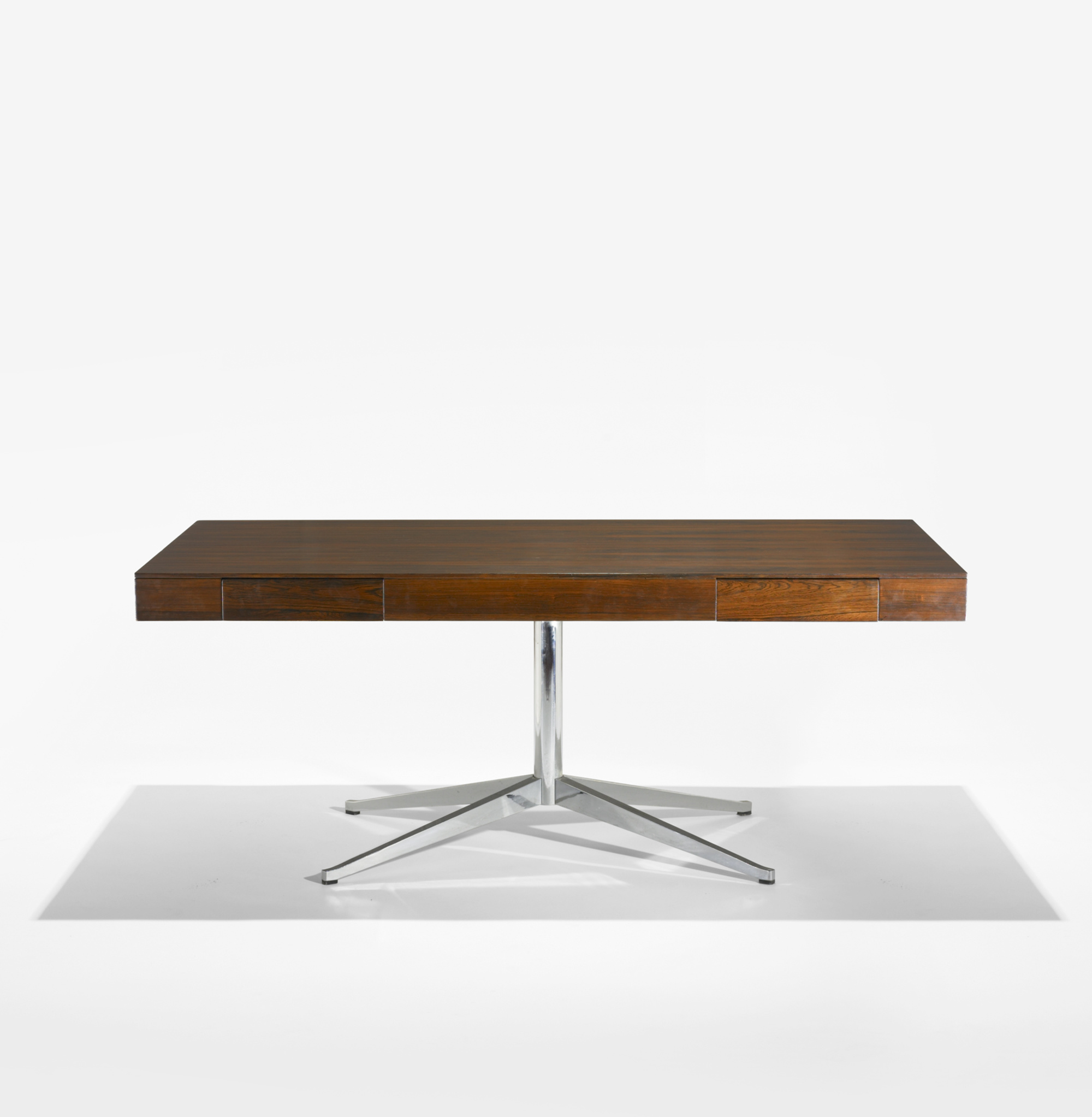 385 Florence Knoll Executive Desk Modern Design 23 March 2010 Auctions Wright Of Art And