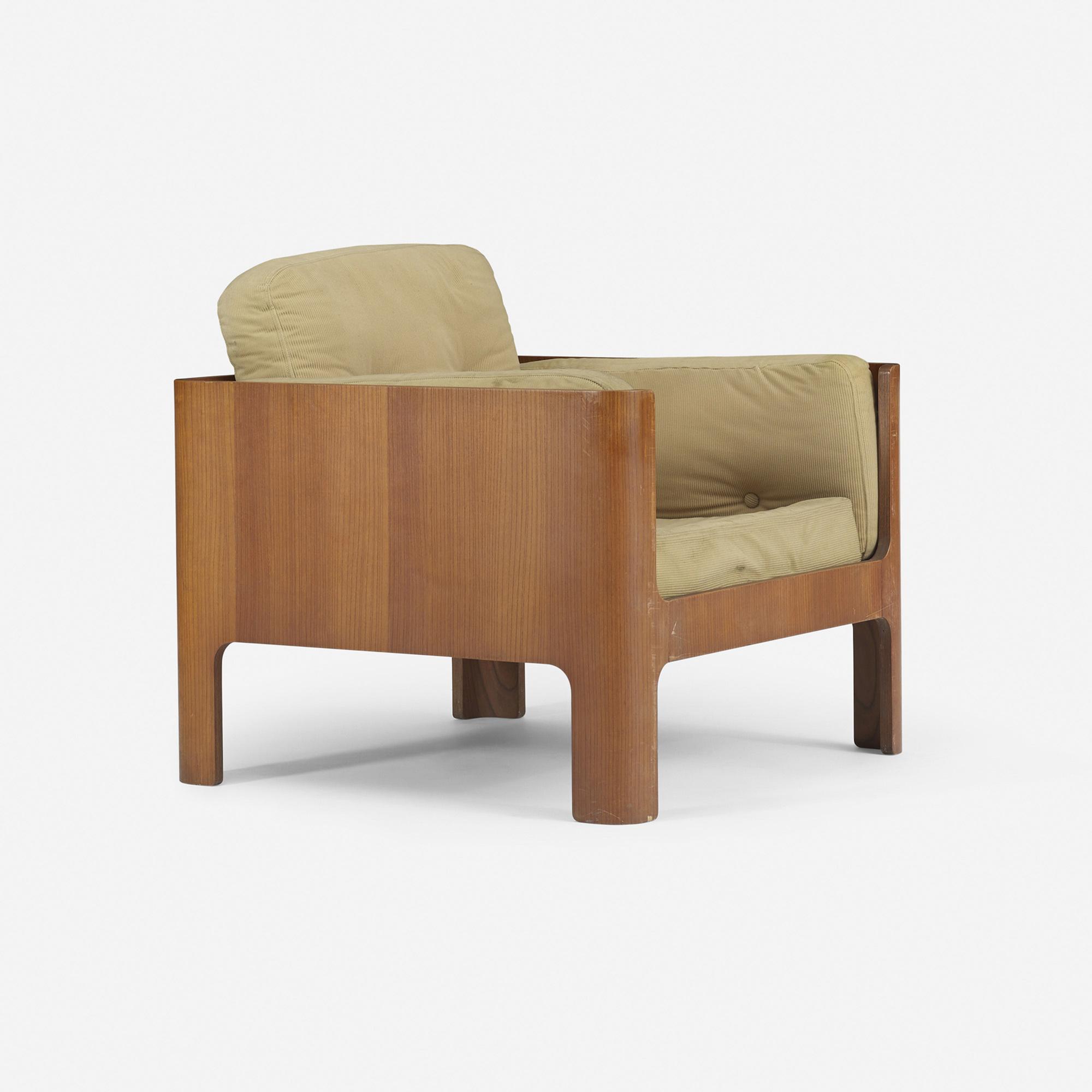 385: Isamu Kenmochi / lounge chair (2 of 3)