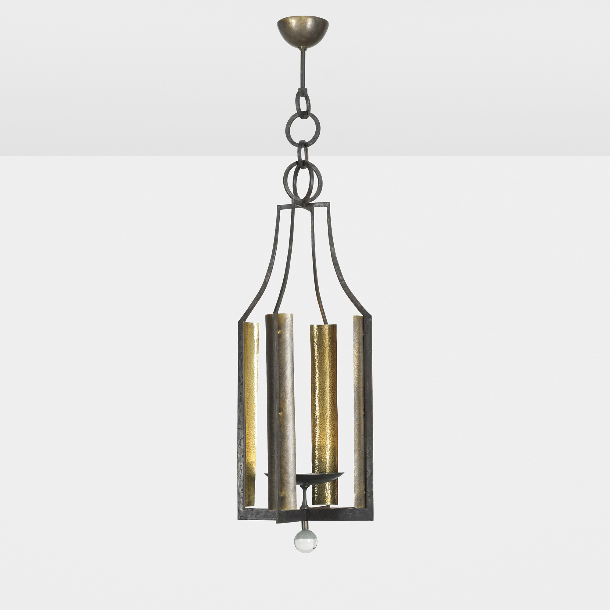 387  herv u00c9 van der straeten  chandelier from a robert couturier interior