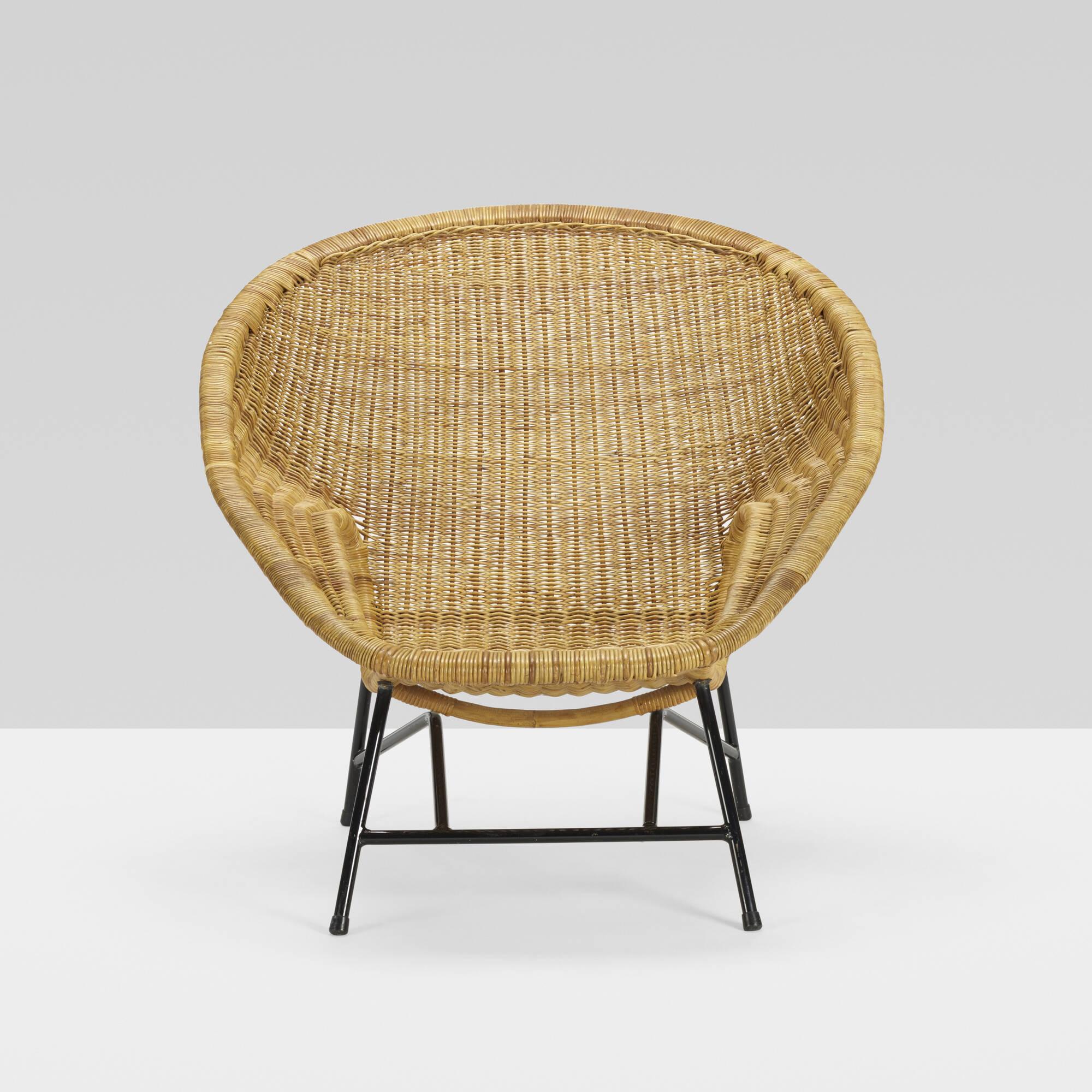 387: Dirk van Sliedregt / rare lounge chair, model 600 (2 of 4)