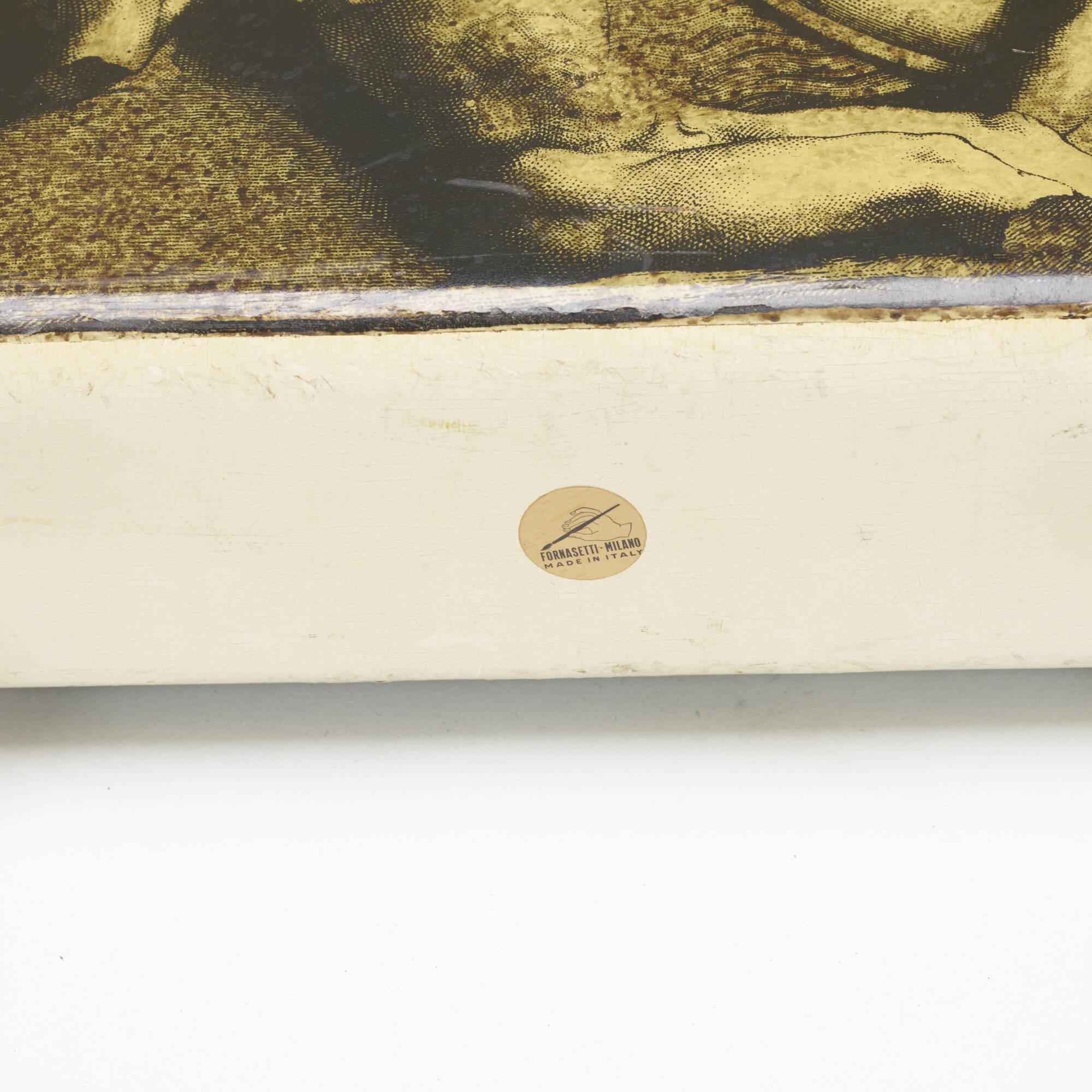 387: Piero Fornasetti / Bassorilievo magazine rack (3 of 3)
