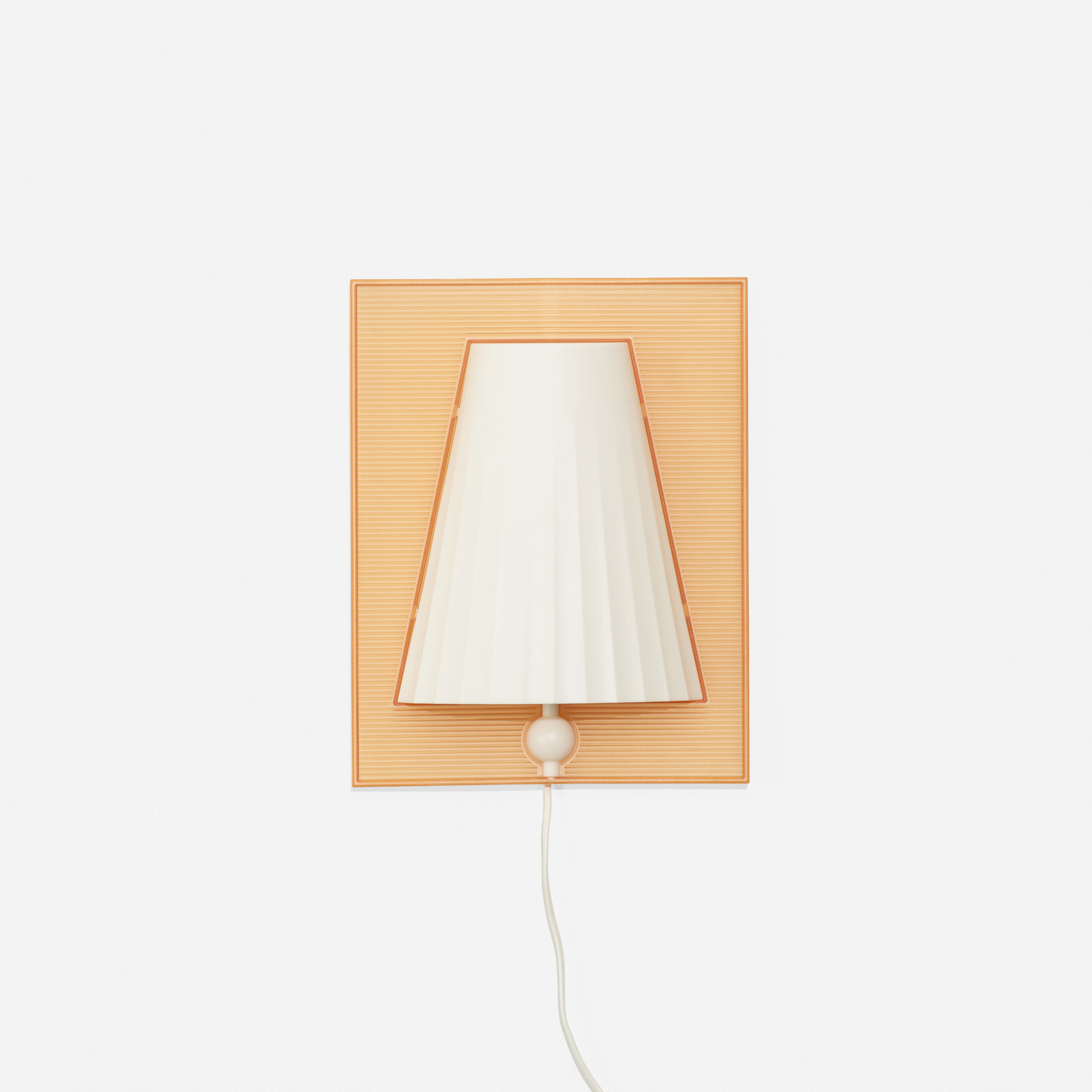 388: Philippe Starck / Walla Walla wall sconce (1 of 2)