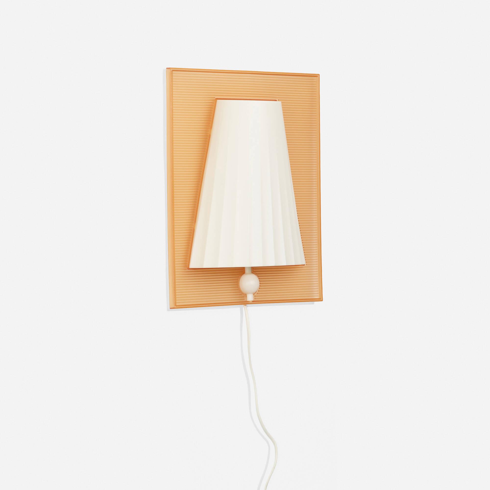 388: Philippe Starck / Walla Walla wall sconce (2 of 2)