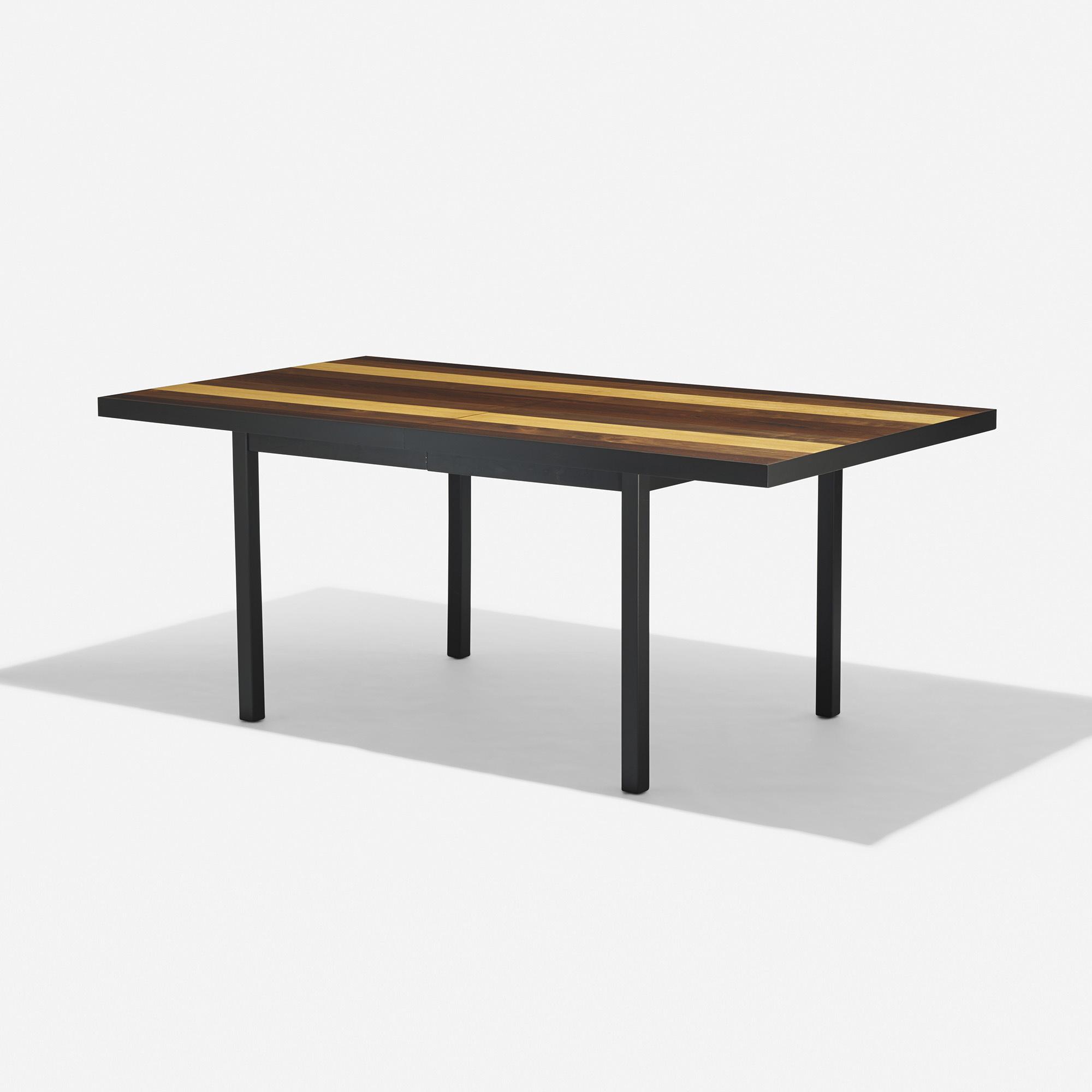 391: Milo Baughman / Dining Table (1 Of 3)