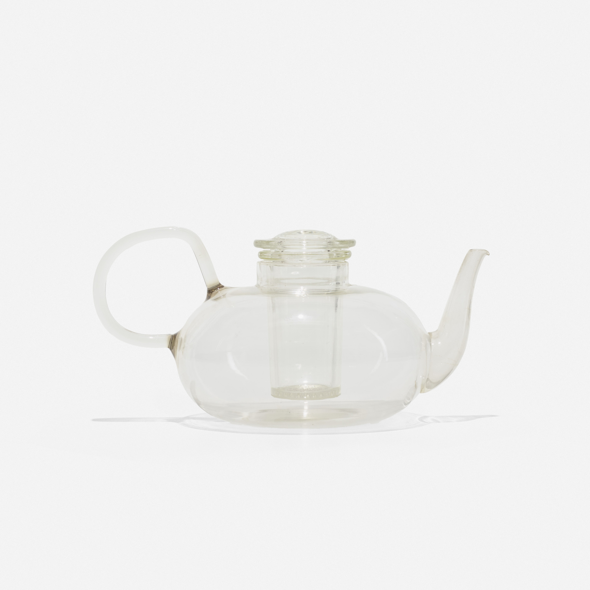 391: Wilhelm Wagenfeld / teapot (1 of 3)
