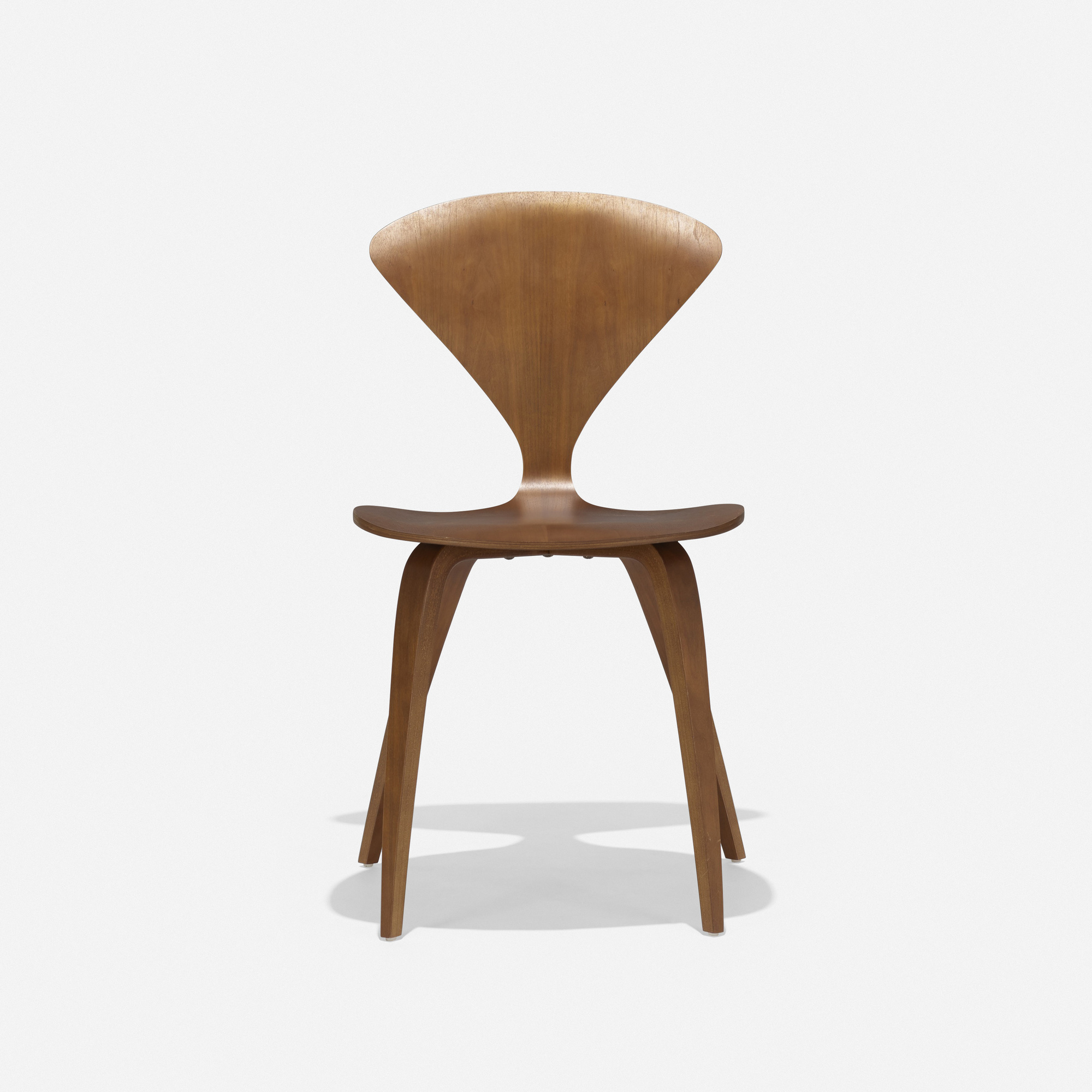 392 norman cherner chair 2 of 3