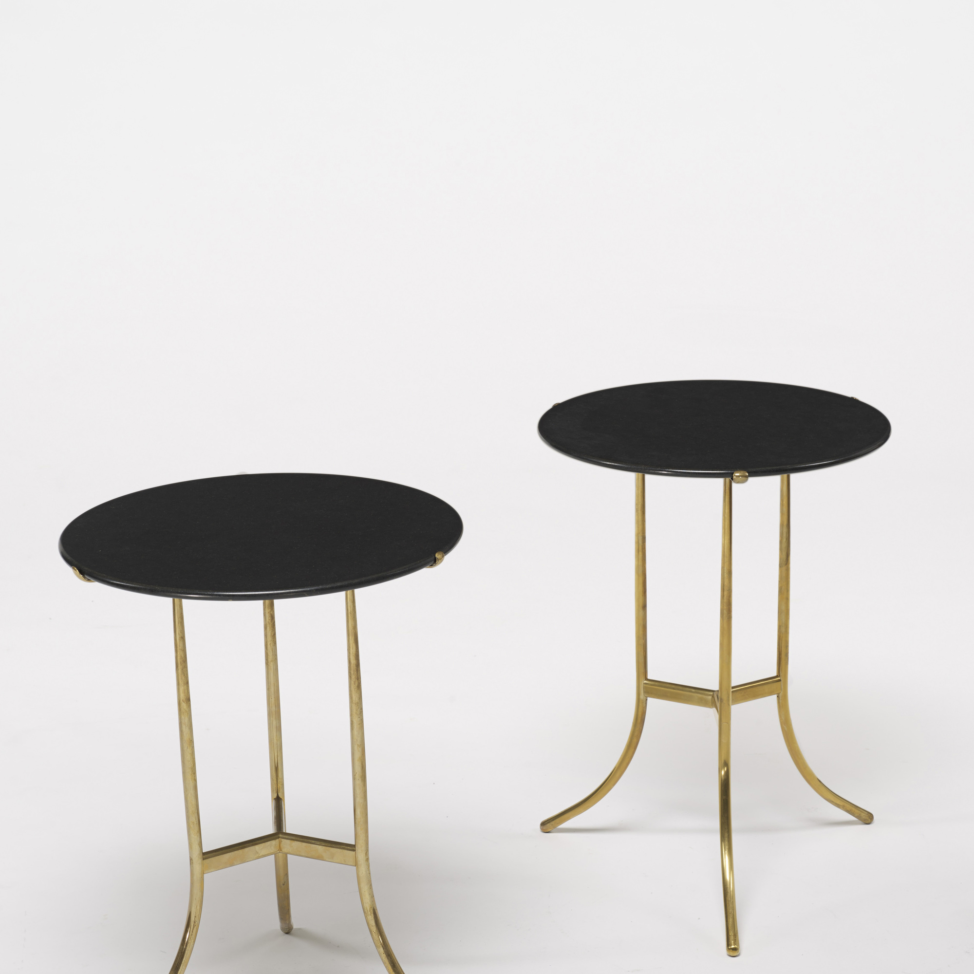 393: Cedric Hartman / occasional tables, pair (3 of 3)