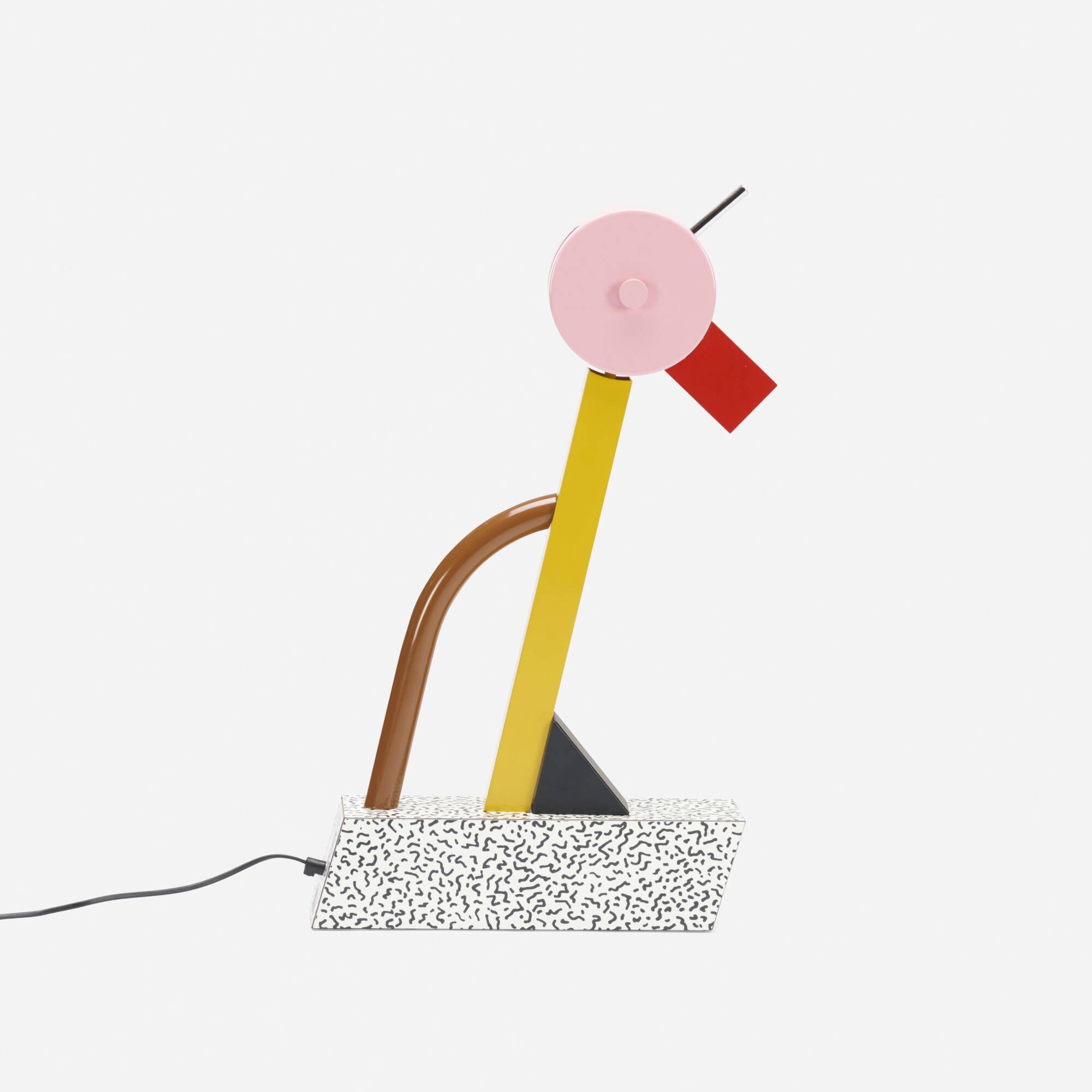 396: Ettore Sottsass / Tahiti lamp (1 of 2)
