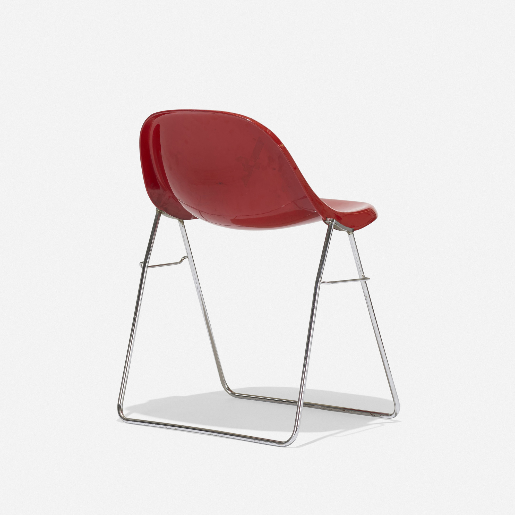 396: Marco Zanuso / Minisit chair (2 of 3)