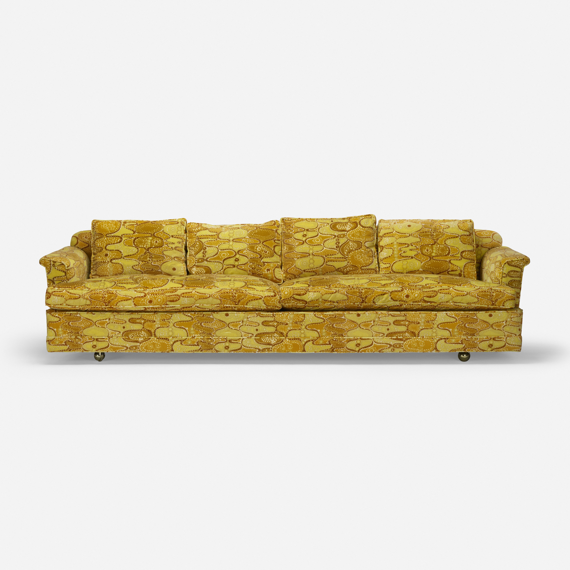 397: Edward Wormley / sofa, model 488 (2 of 4)