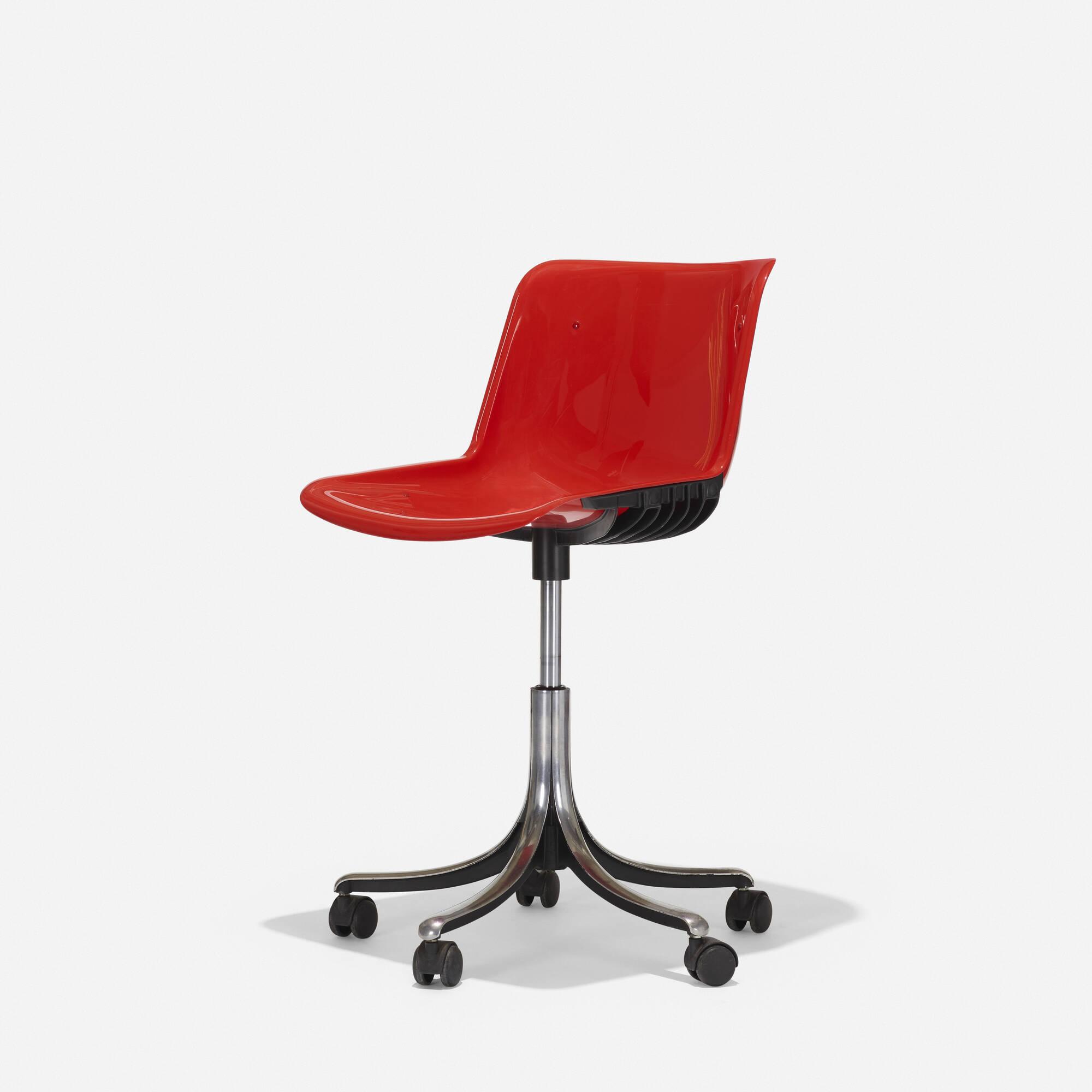 398: Osvaldo Borsani / chair, model SM 203 (1 of 3)