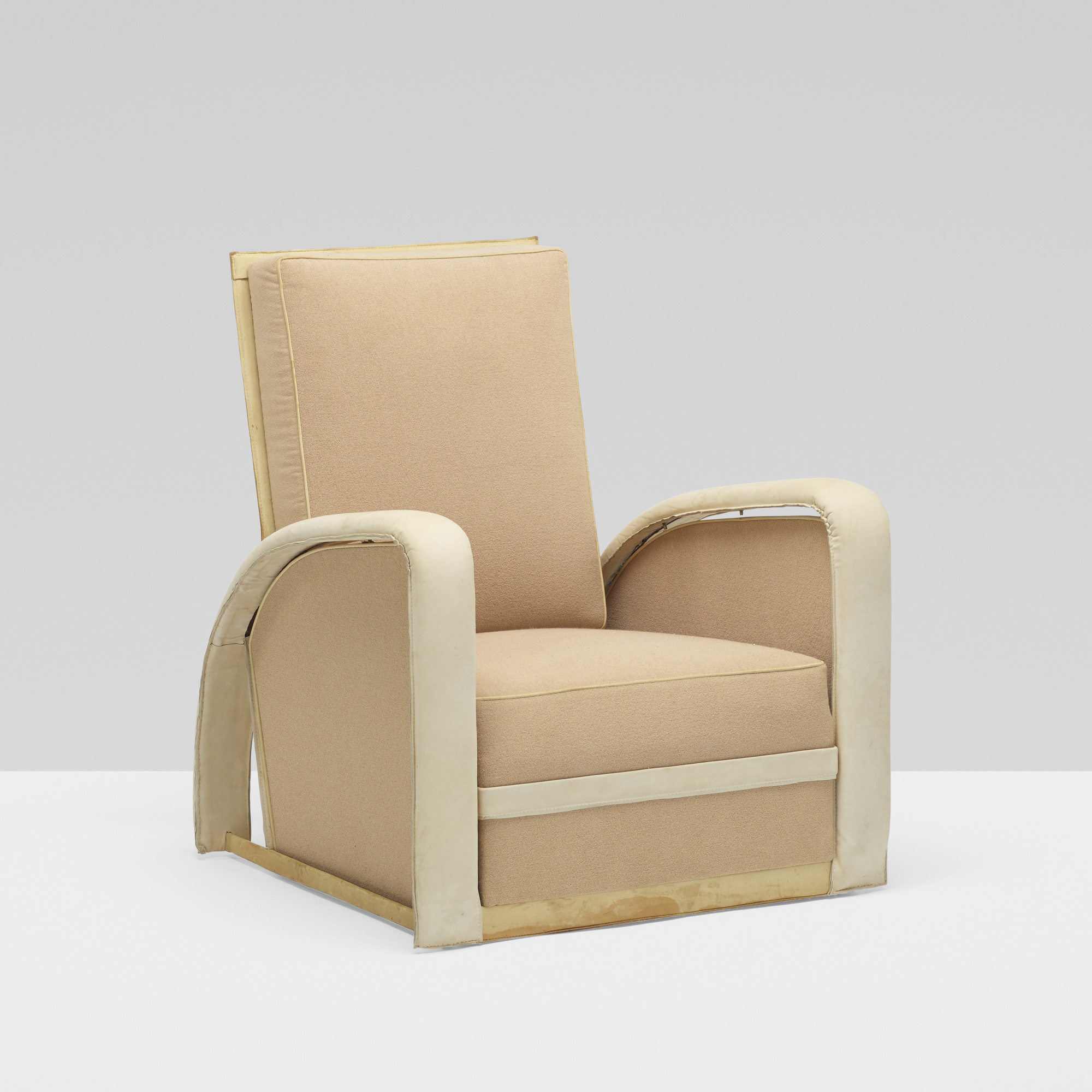 398: Jacques Adnet / armchair (2 of 4)