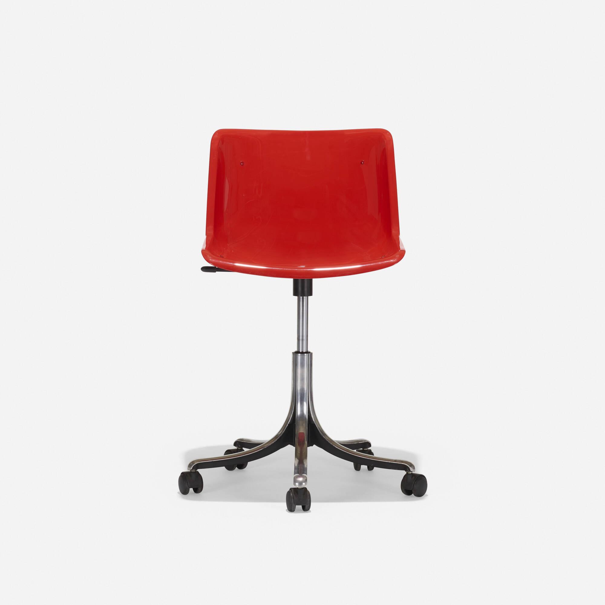 398: Osvaldo Borsani / chair, model SM 203 (2 of 3)