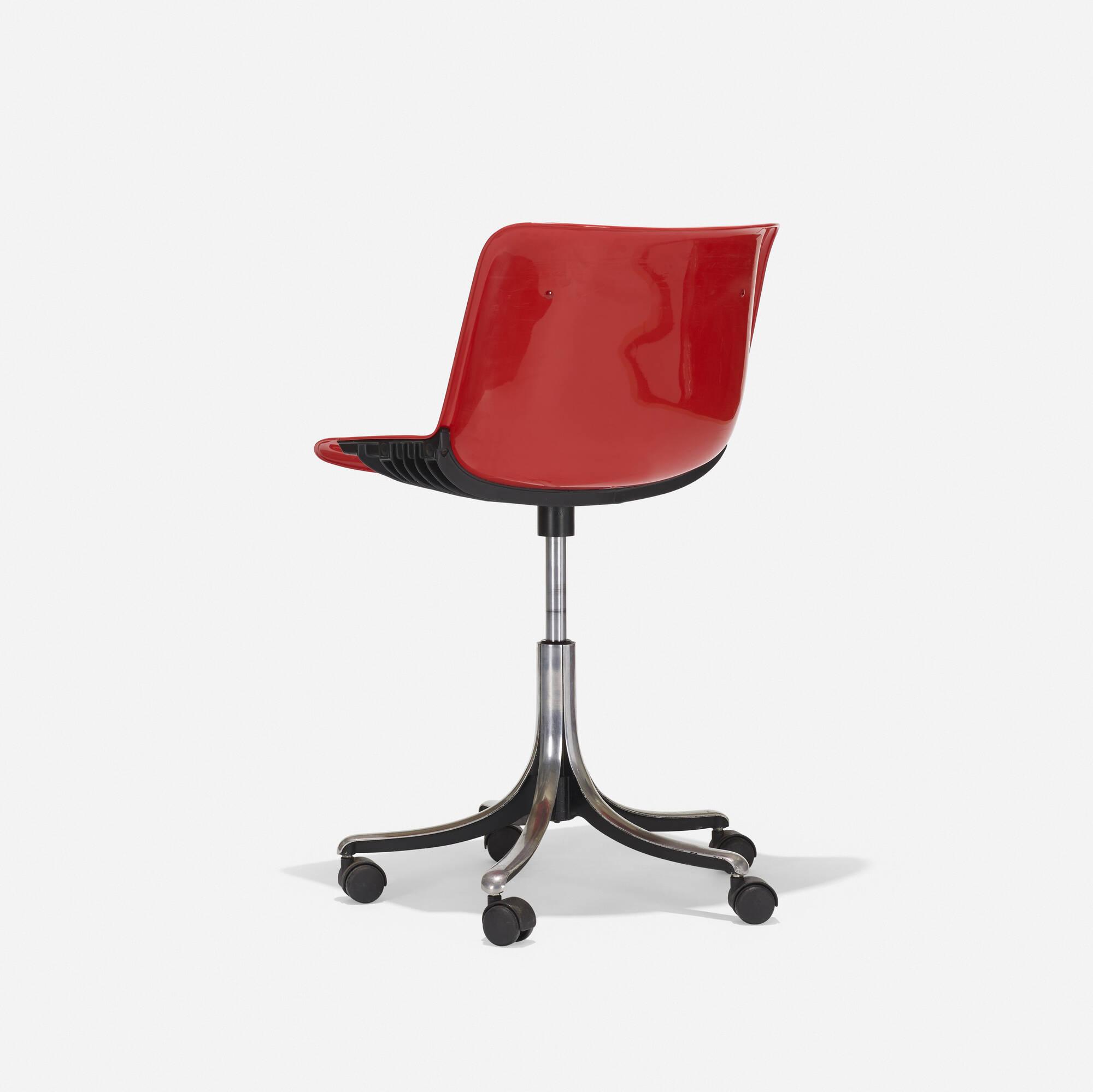 398: Osvaldo Borsani / chair, model SM 203 (3 of 3)
