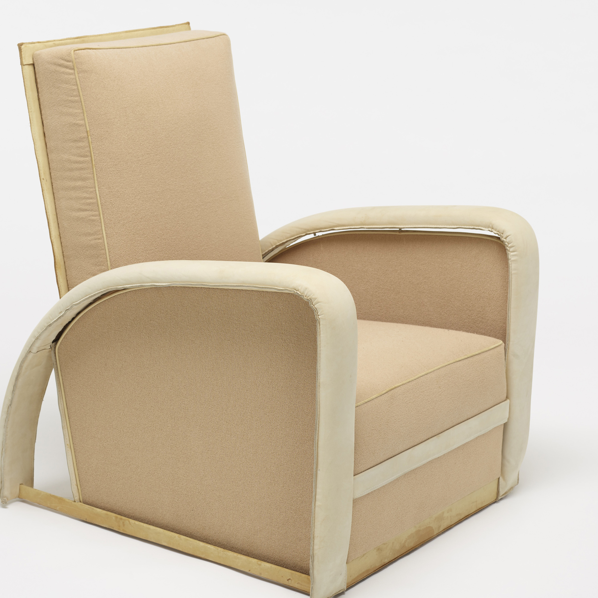 398: Jacques Adnet / armchair (4 of 4)