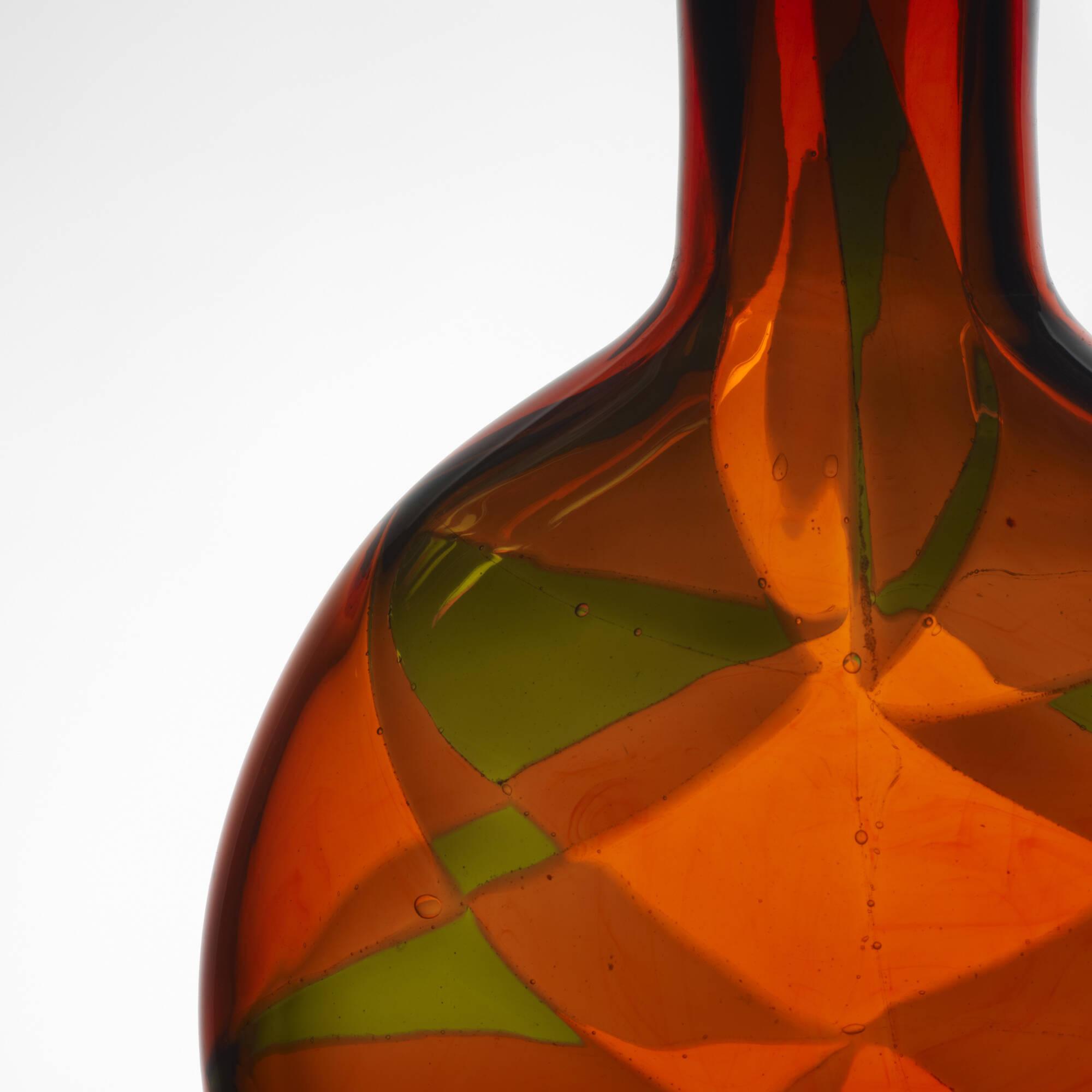39: Ercole Barovier / Rare Intarsio vase (4 of 4)