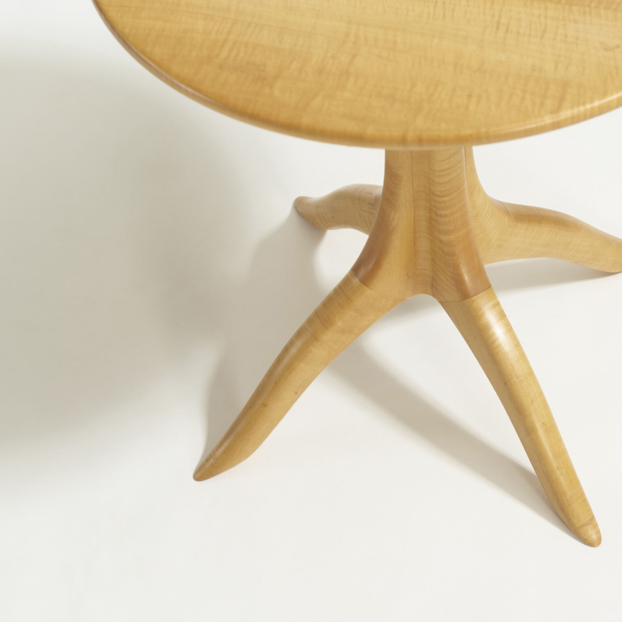 39: Sam Maloof / Pedestal table (3 of 4)