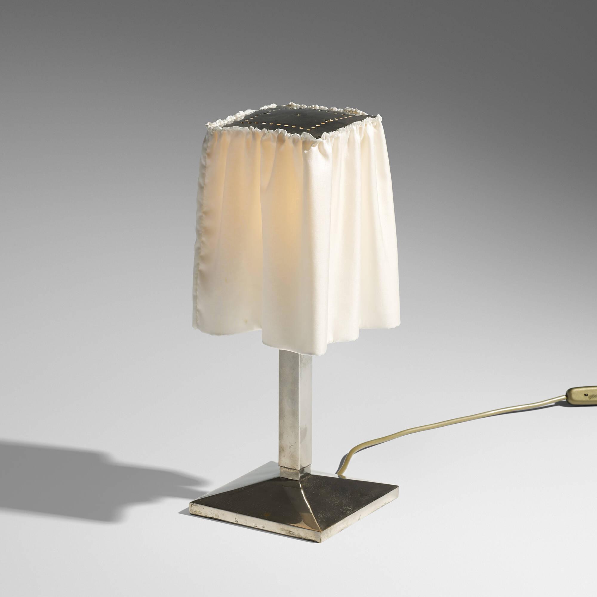 Josef Hoffmann Design.3 Josef Hoffmann Table Lamp Design Masterworks 19 May
