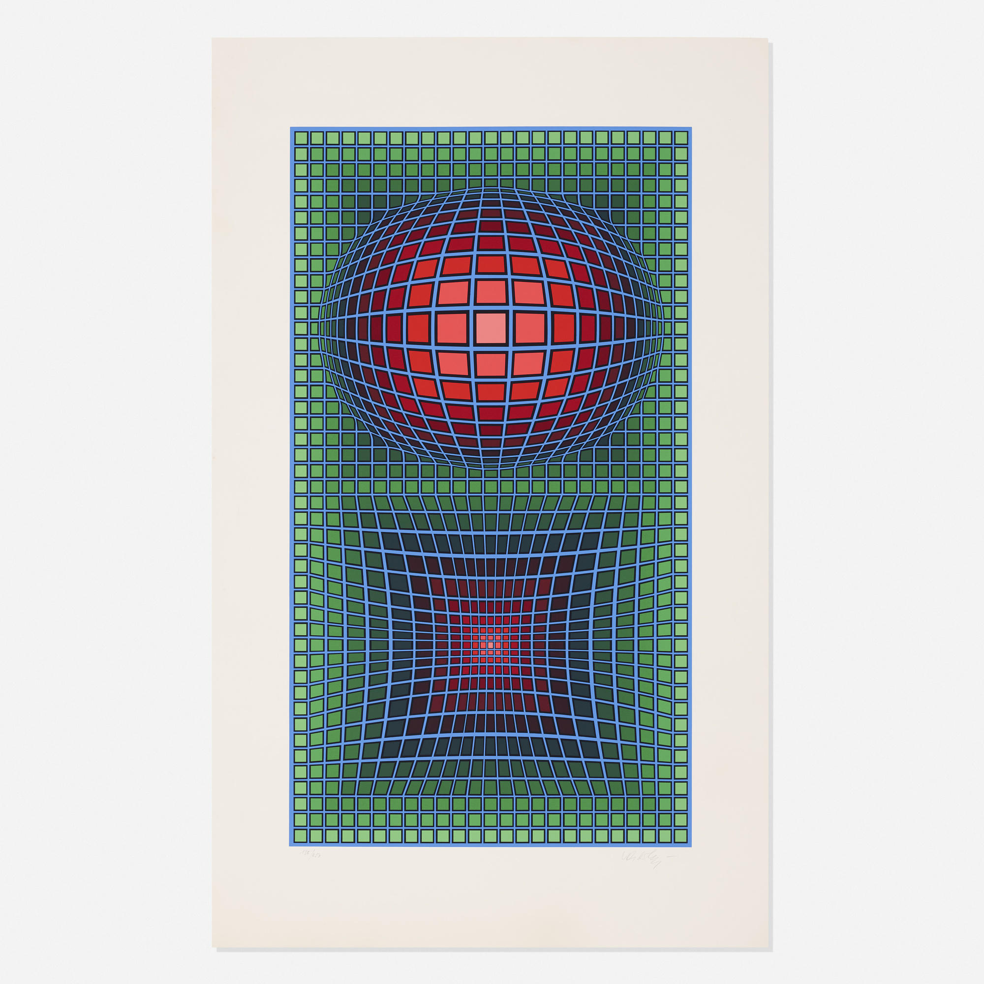 400: Victor Vasarely / Untitled (1 of 1)