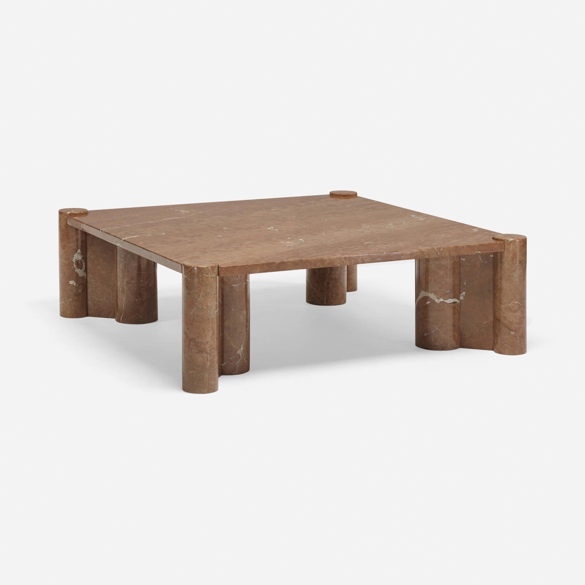 402 Gae Aulenti Jumbo coffee table Design 26 March 2015